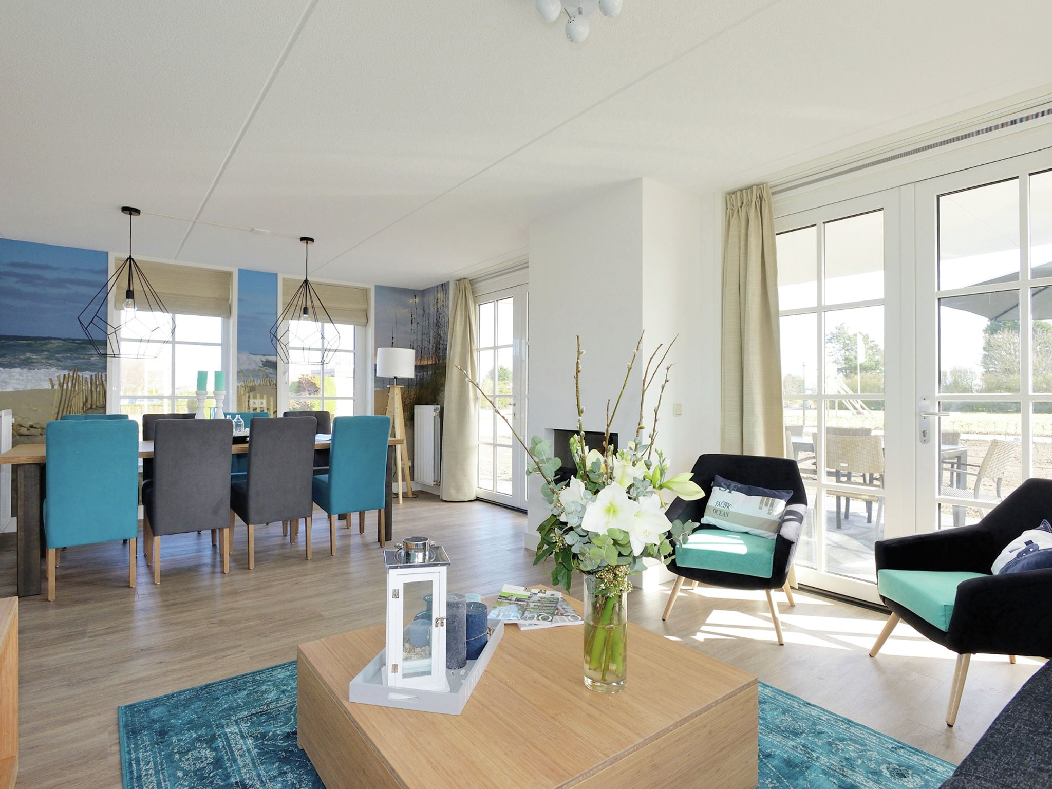 Holland | North Sea Coast South | Holiday home De Raaf van Noordwijk 8p | all year | LivingRoom
