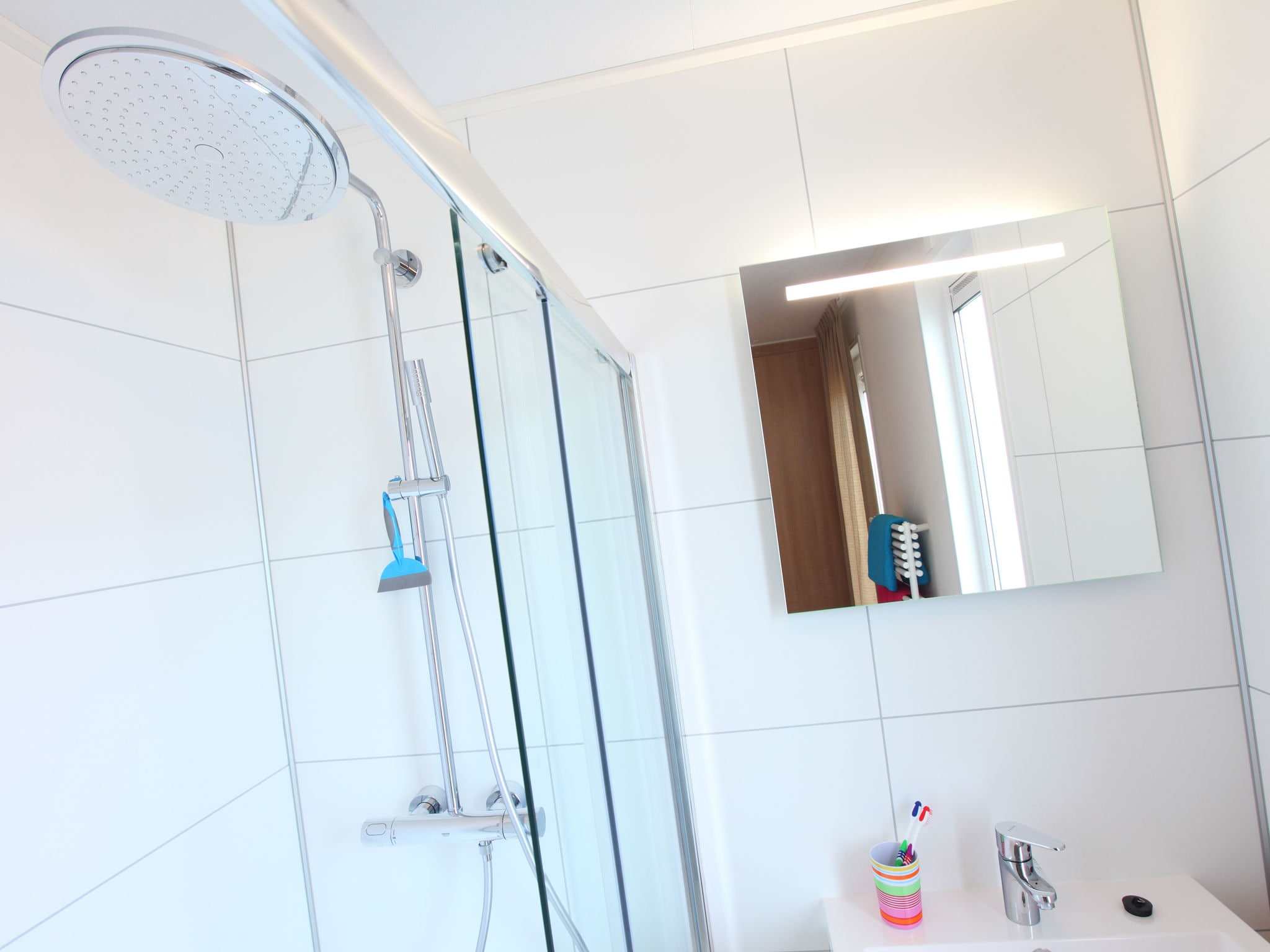 Holland | North Sea Coast North | Holiday home Callassande - Lodge Luxe 6B | all year | BathRoom