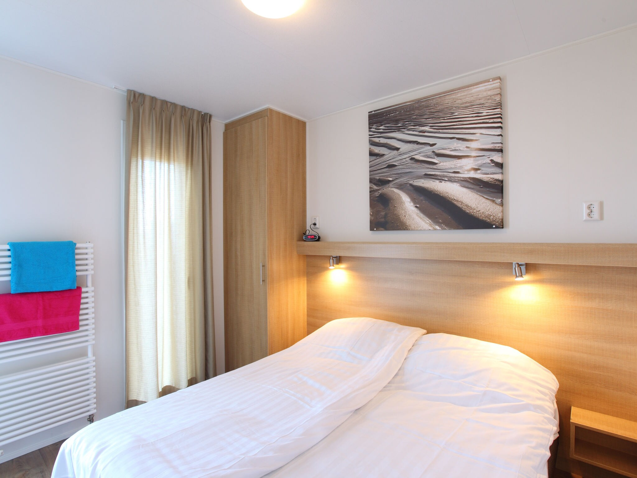 Holland | North Sea Coast North | Holiday home Callassande - Lodge Luxe 6B | all year | BedRoom