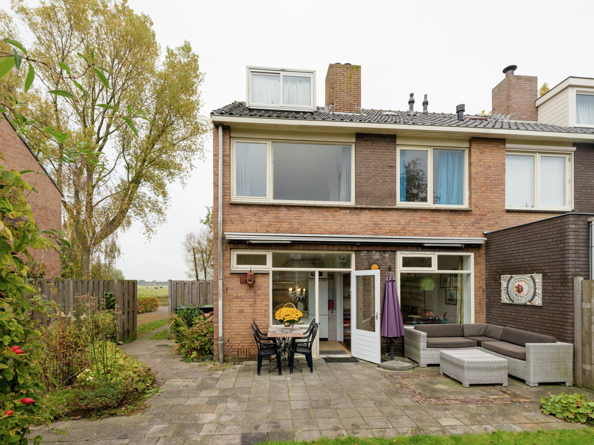 Holland | North Sea Coast North | Holiday home Nadine | all year | TerraceBalcony
