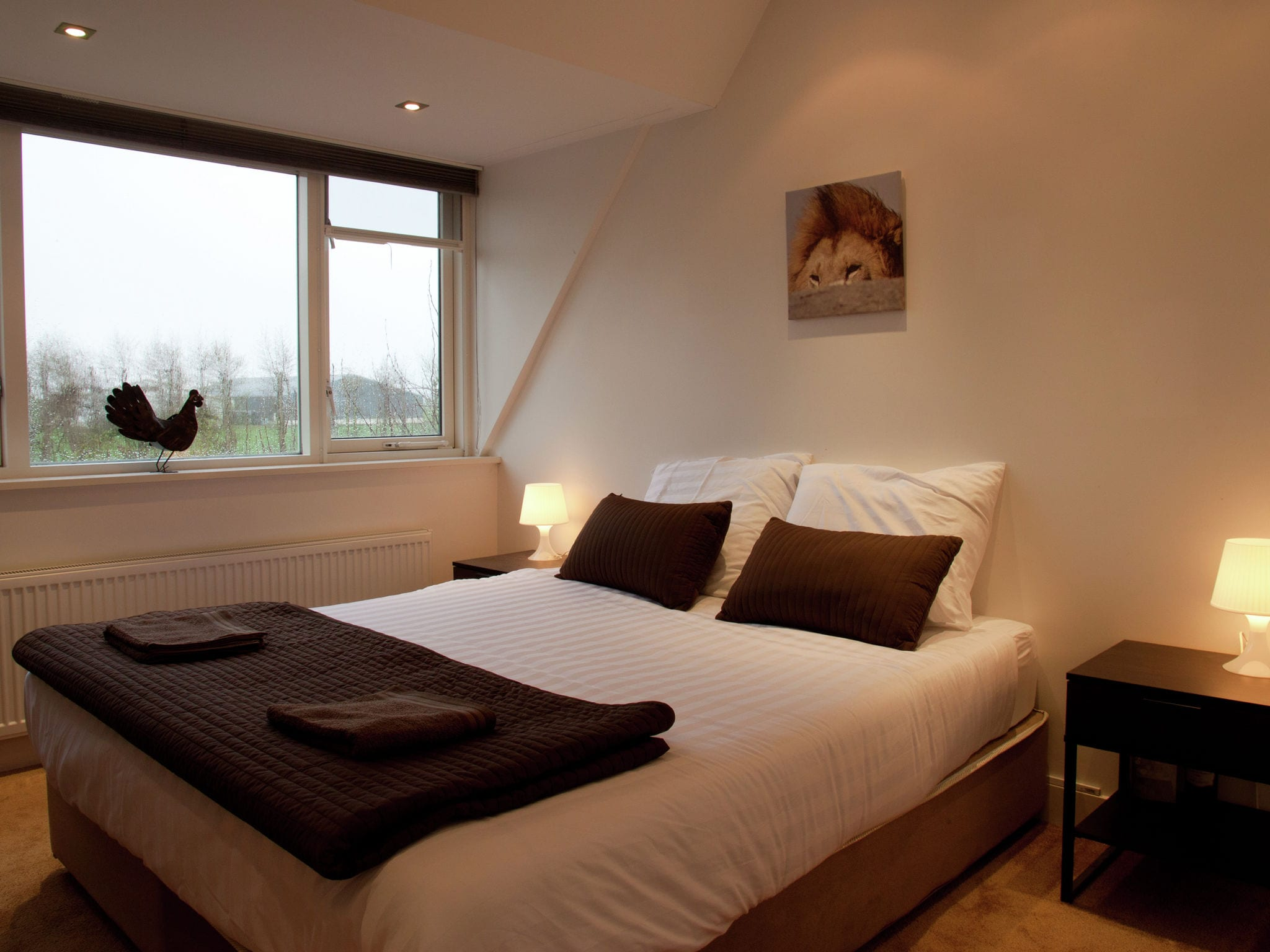 Holland | North Sea Coast North | Holiday home Landhuis Middenbeemster | all year | BedRoom