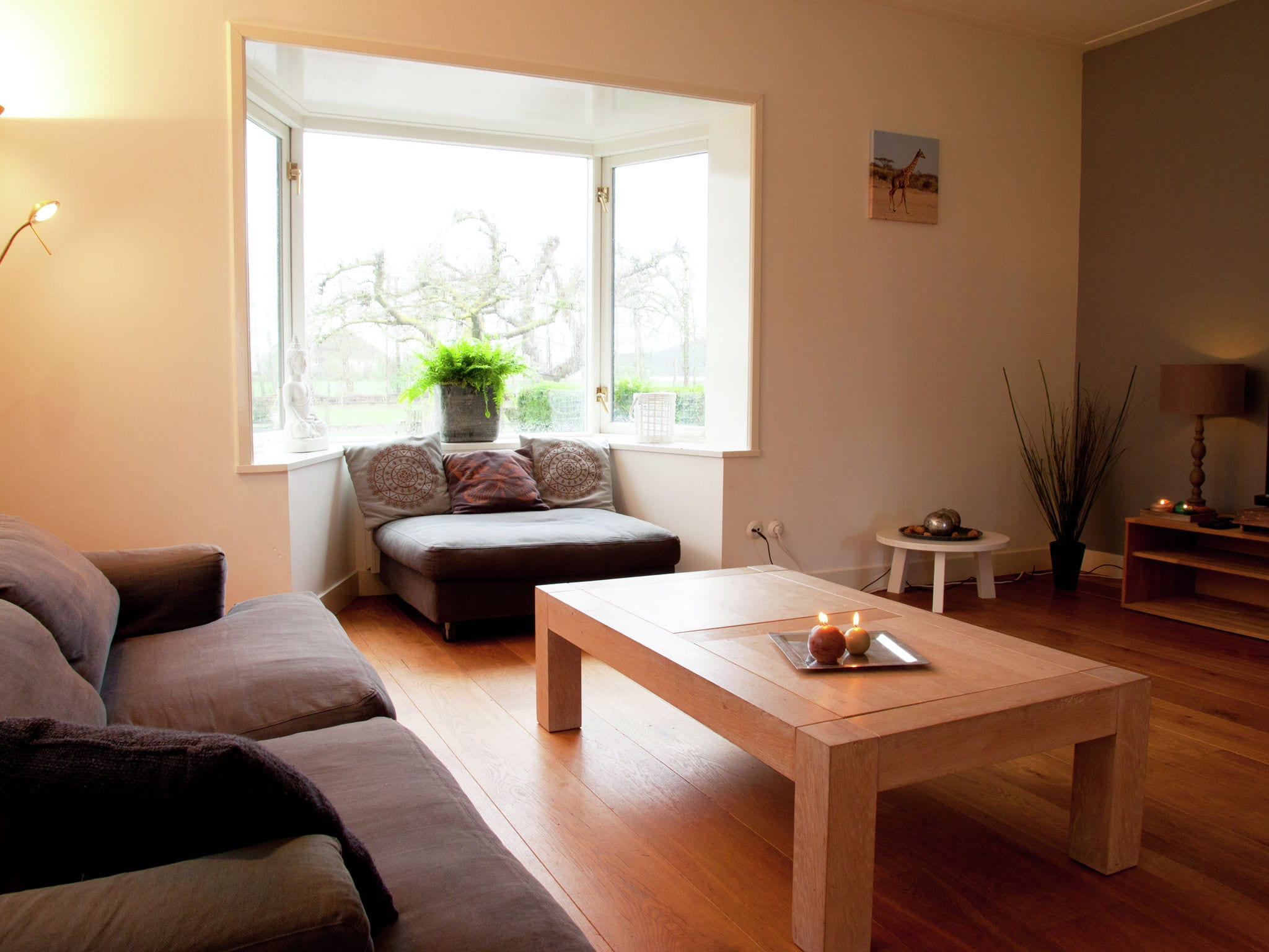 Holland | North Sea Coast North | Holiday home Landhuis Middenbeemster | all year | LivingRoom