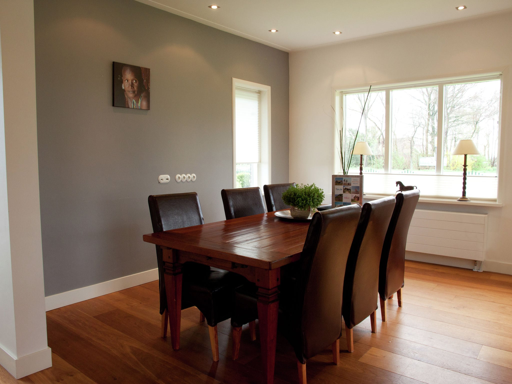 Holland | North Sea Coast North | Holiday home Landhuis Middenbeemster | all year | DiningRoom