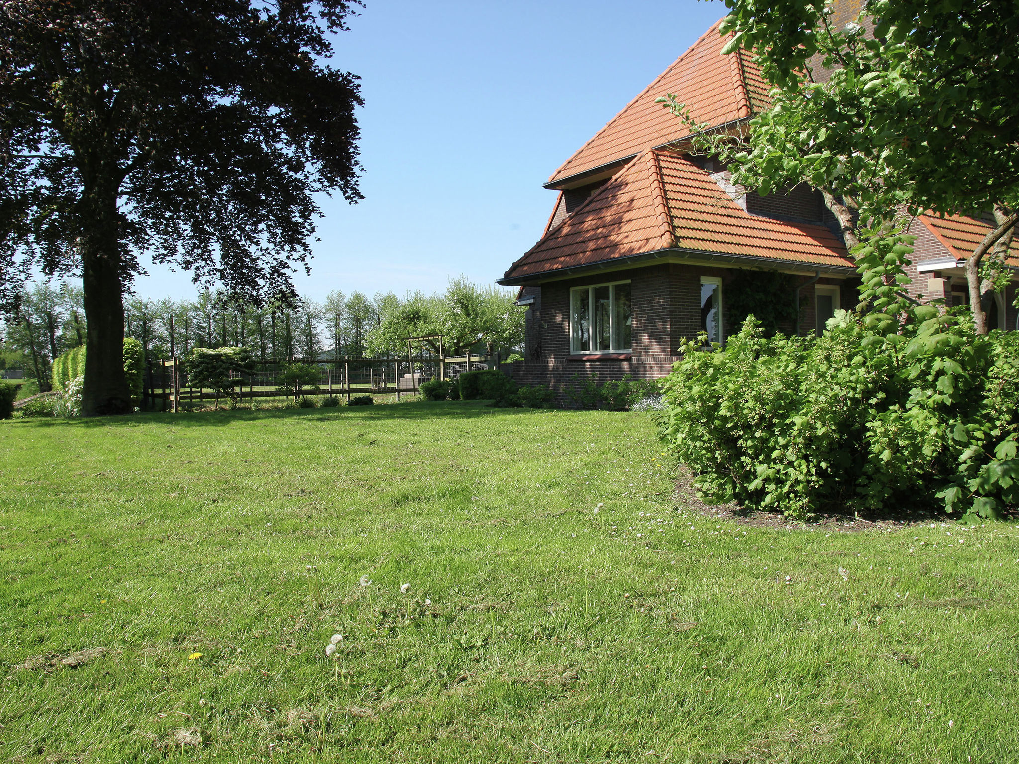 Holland | North Sea Coast North | Holiday home Landhuis Middenbeemster | all year | GardenSummer