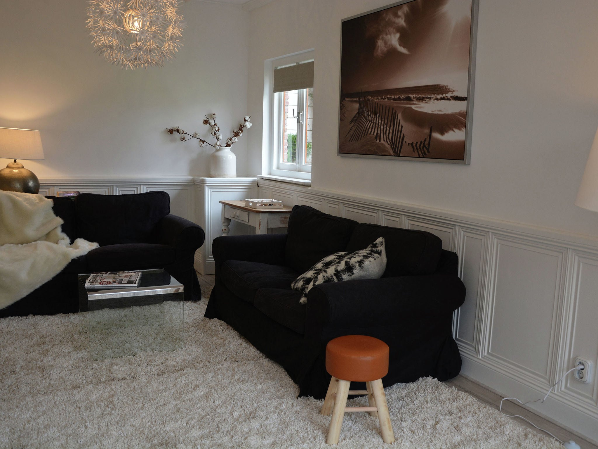 Holland | North Sea Coast South | Holiday home Strandlopertje | all year | LivingRoom