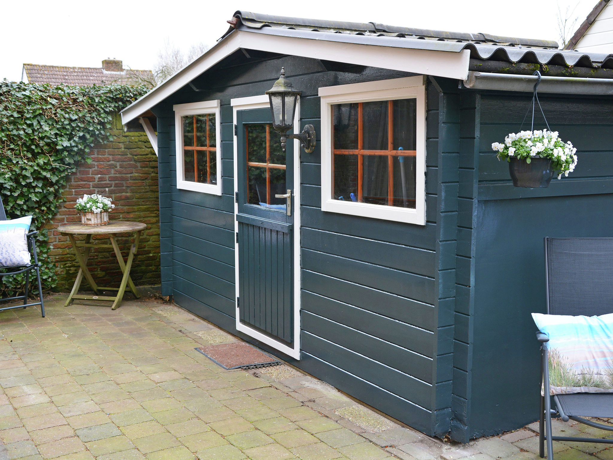 Holland | North Sea Coast South | Holiday home Strandlopertje | all year | GardenSummer