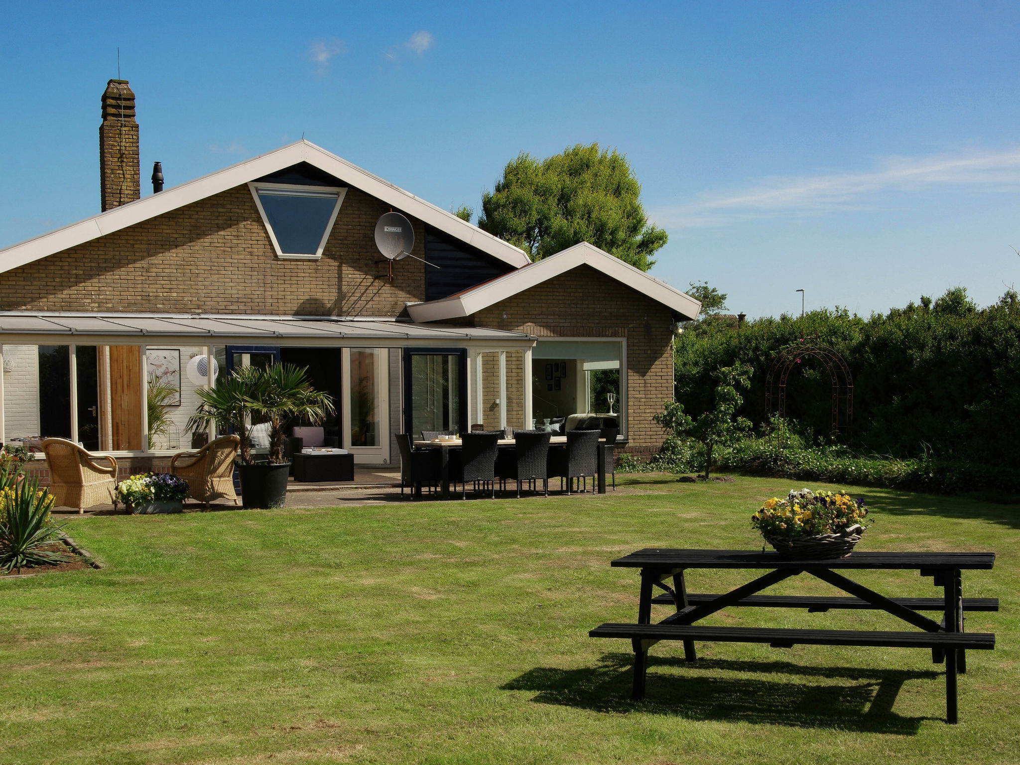 Holland | North Sea Coast North | Holiday home Paal 30 | all year | ExteriorSummer