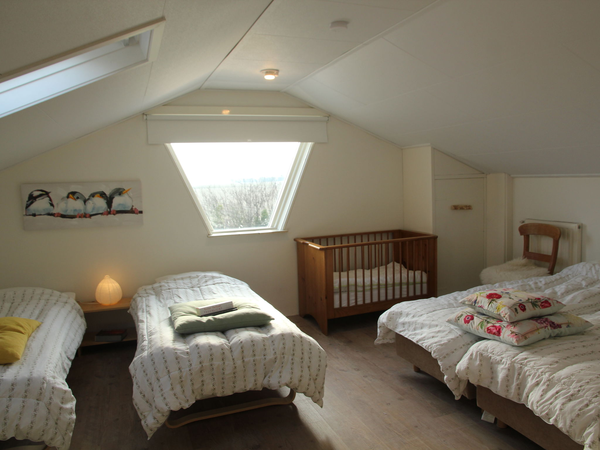 Holland | North Sea Coast North | Holiday home Paal 30 | all year | BedRoom