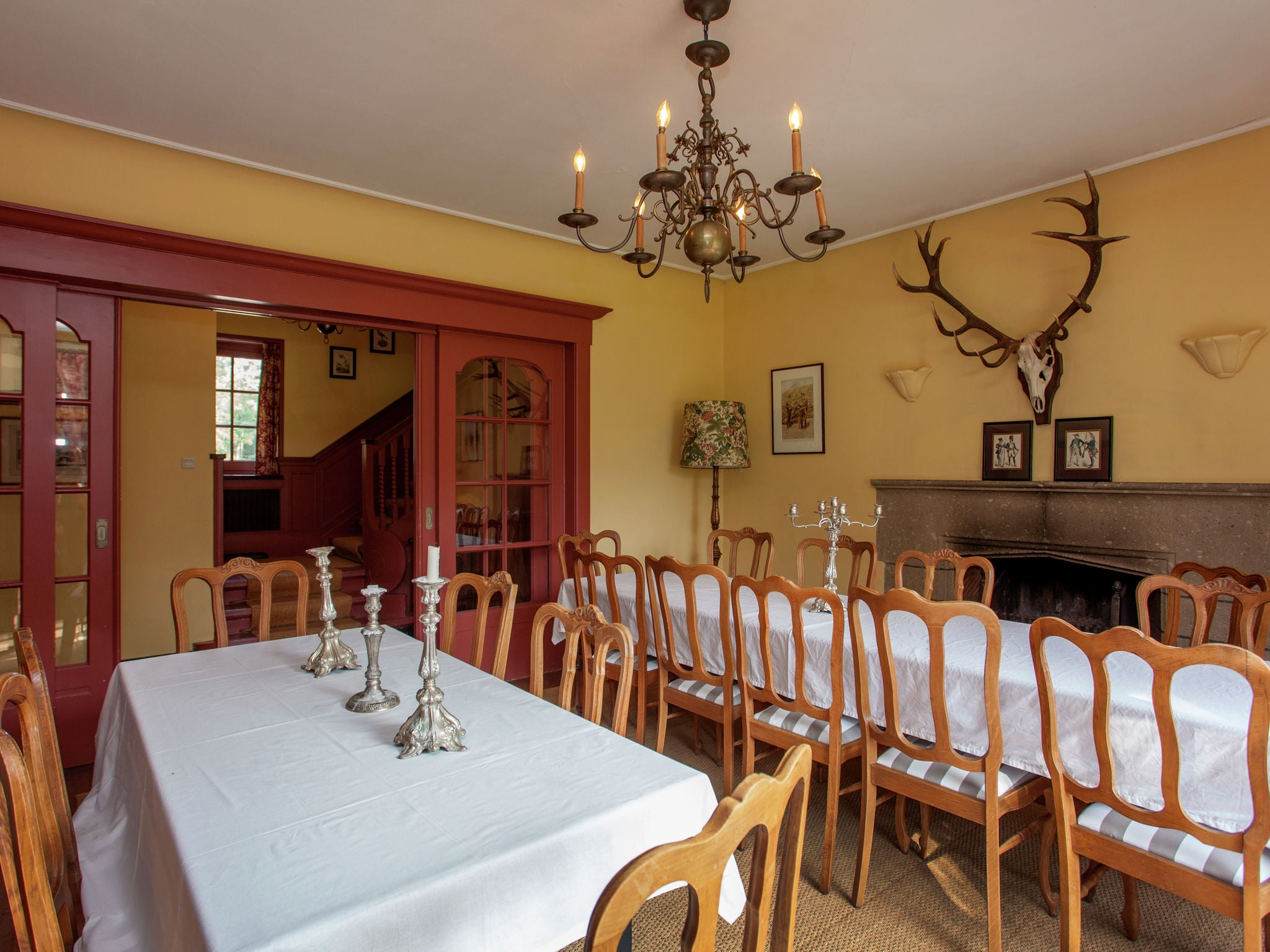 Holland | Noord-Brabant | Holiday home Vorstelijk Landhuis | all year | DiningRoom