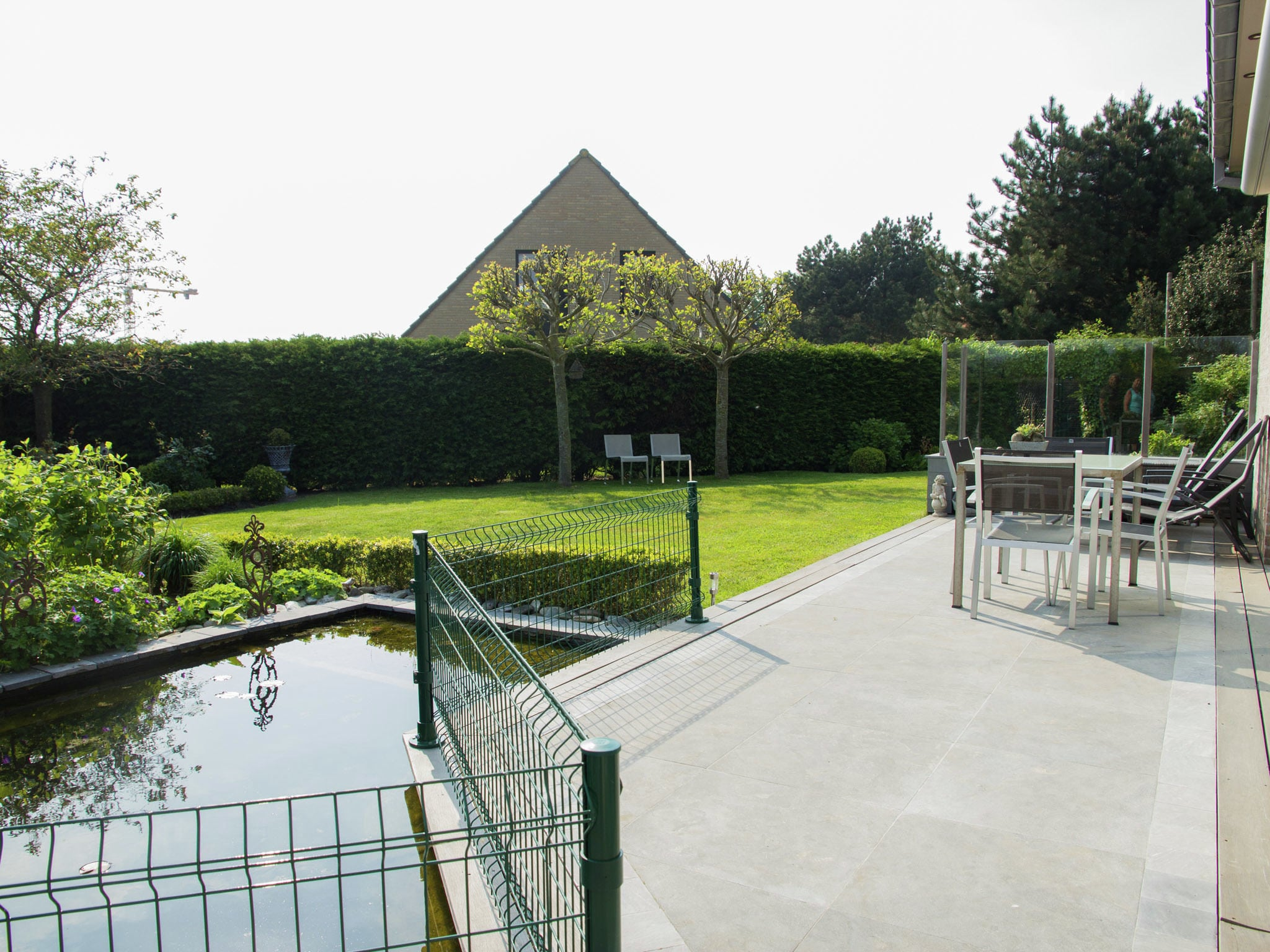 Holland | Zeeland | Holiday home Zeeuwse Schelp | all year | GardenSummer