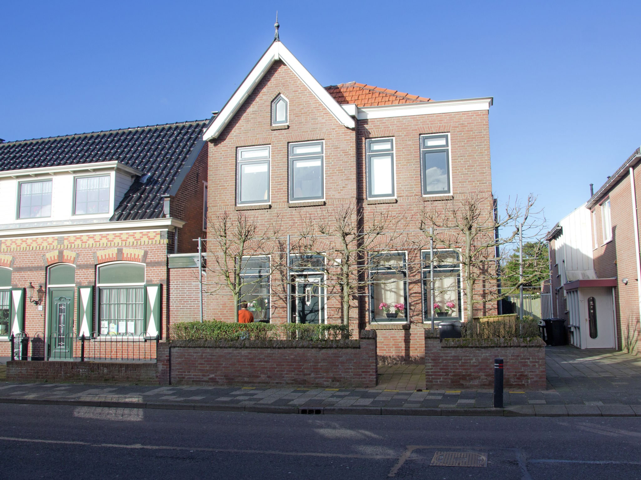Holland | North Sea Coast North | Holiday home Gezelligheid in Egmond | all year | ExteriorWinter