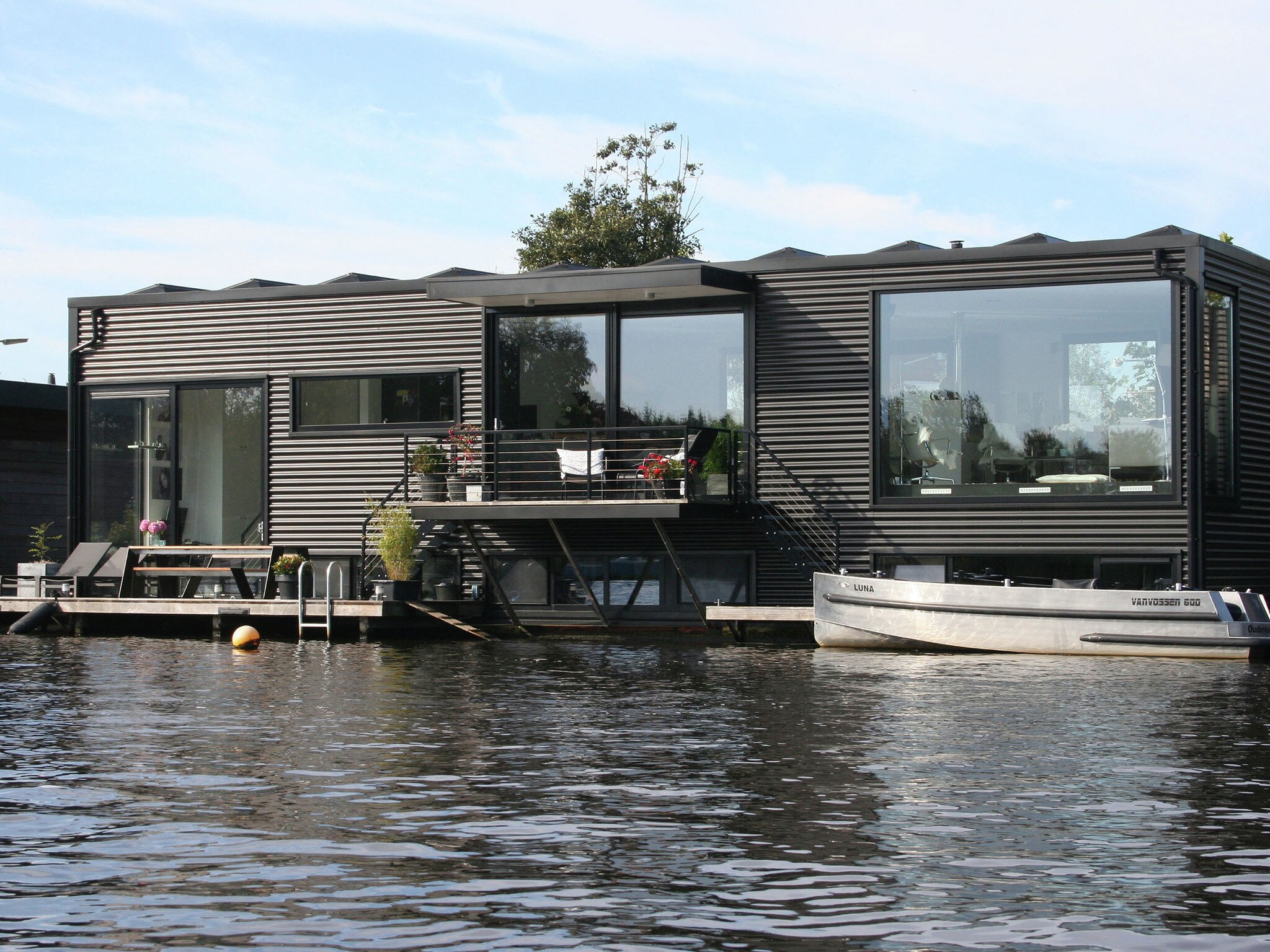 Holland | North Sea Coast North | Holiday home Villa Ronde Hoep | all year | ExteriorSummer