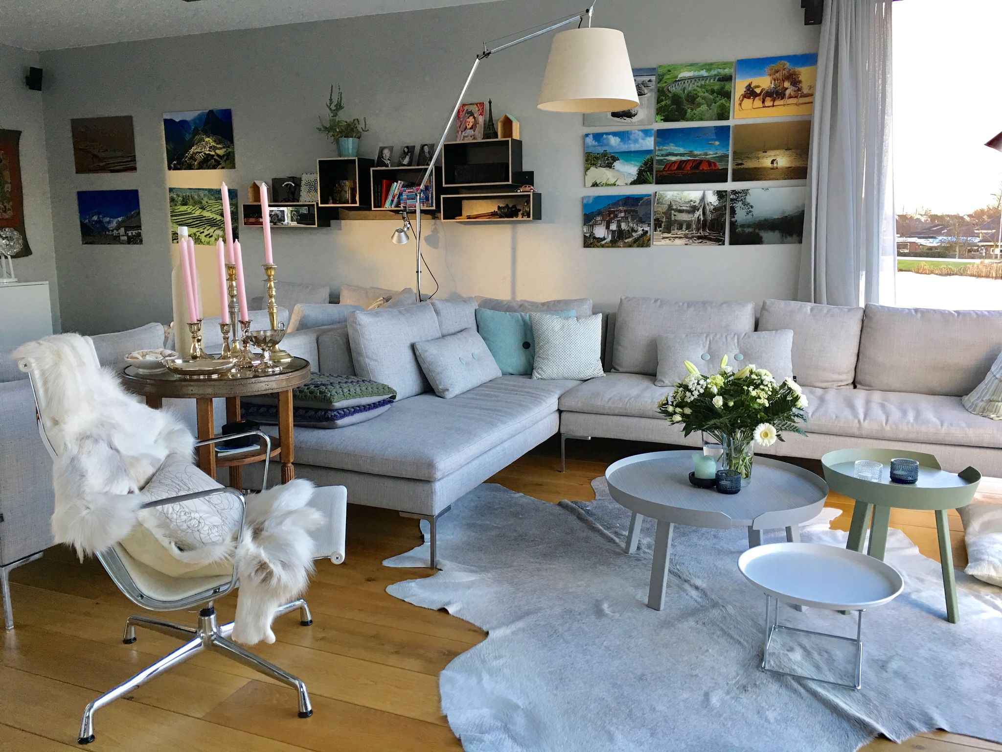Holland | North Sea Coast North | Holiday home Villa Ronde Hoep | all year | LivingRoom