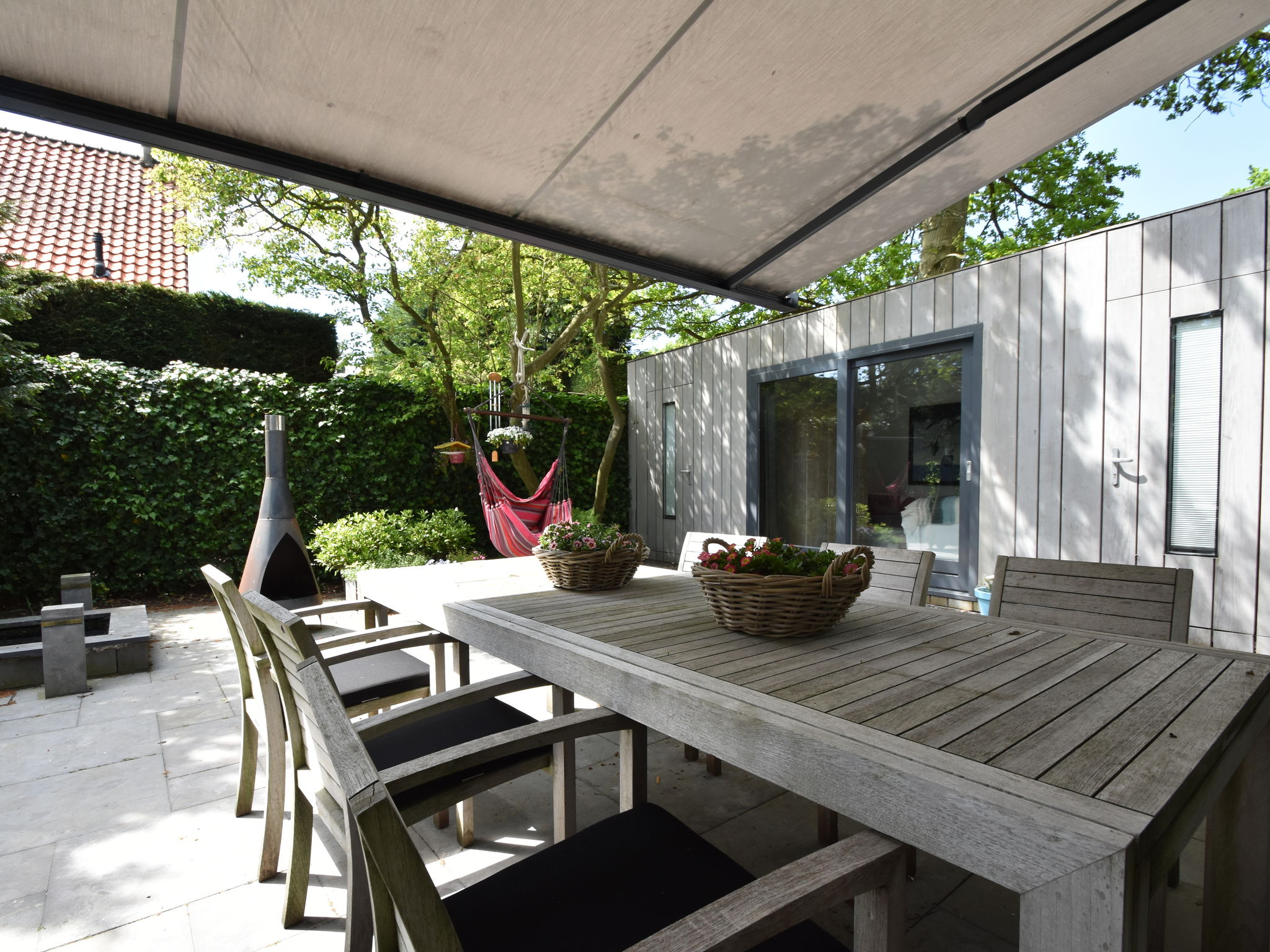 Holland | North Sea Coast North | Holiday home Modern Bergen | all year | TerraceBalcony