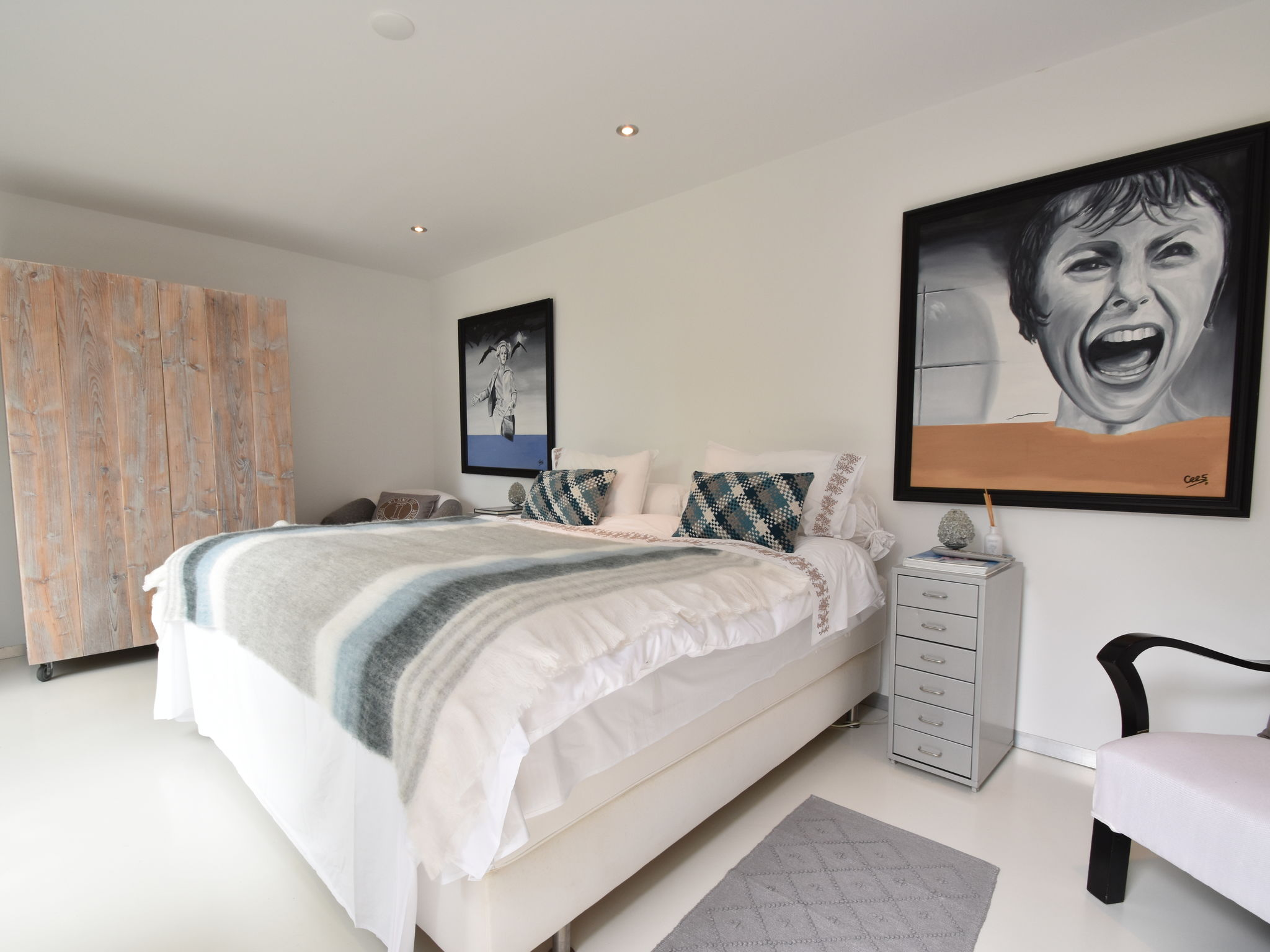 Holland | North Sea Coast North | Holiday home Modern Bergen | all year | BedRoom