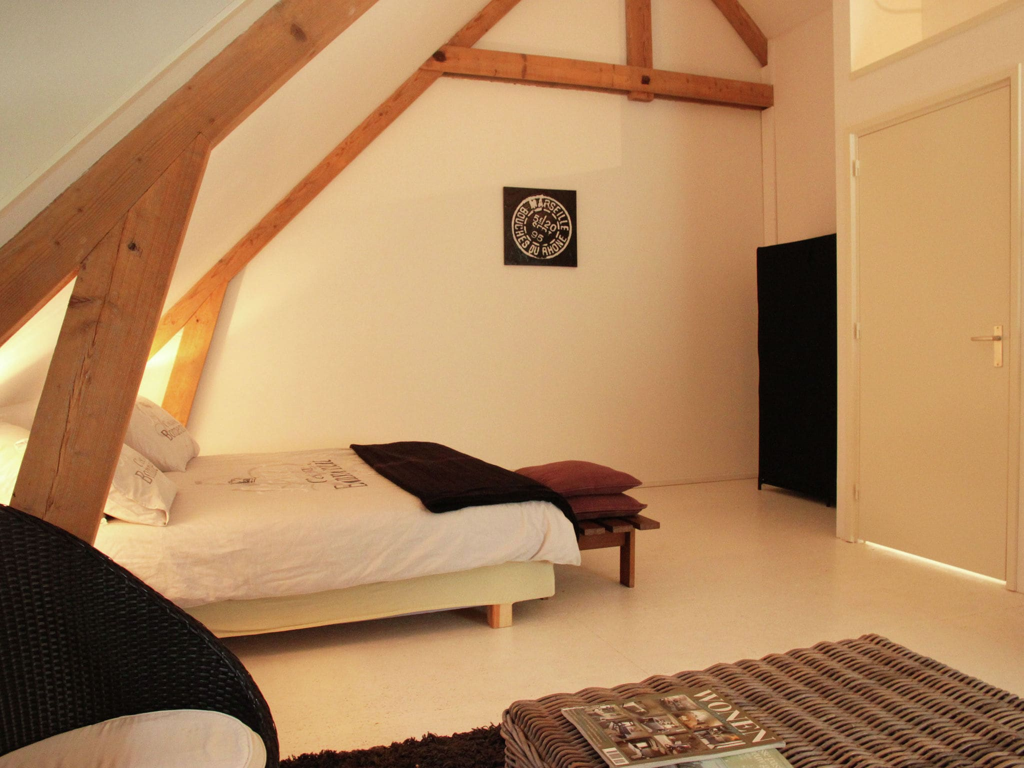 Holland | Friesland | Holiday home Bos & Natuur | all year | BedRoom