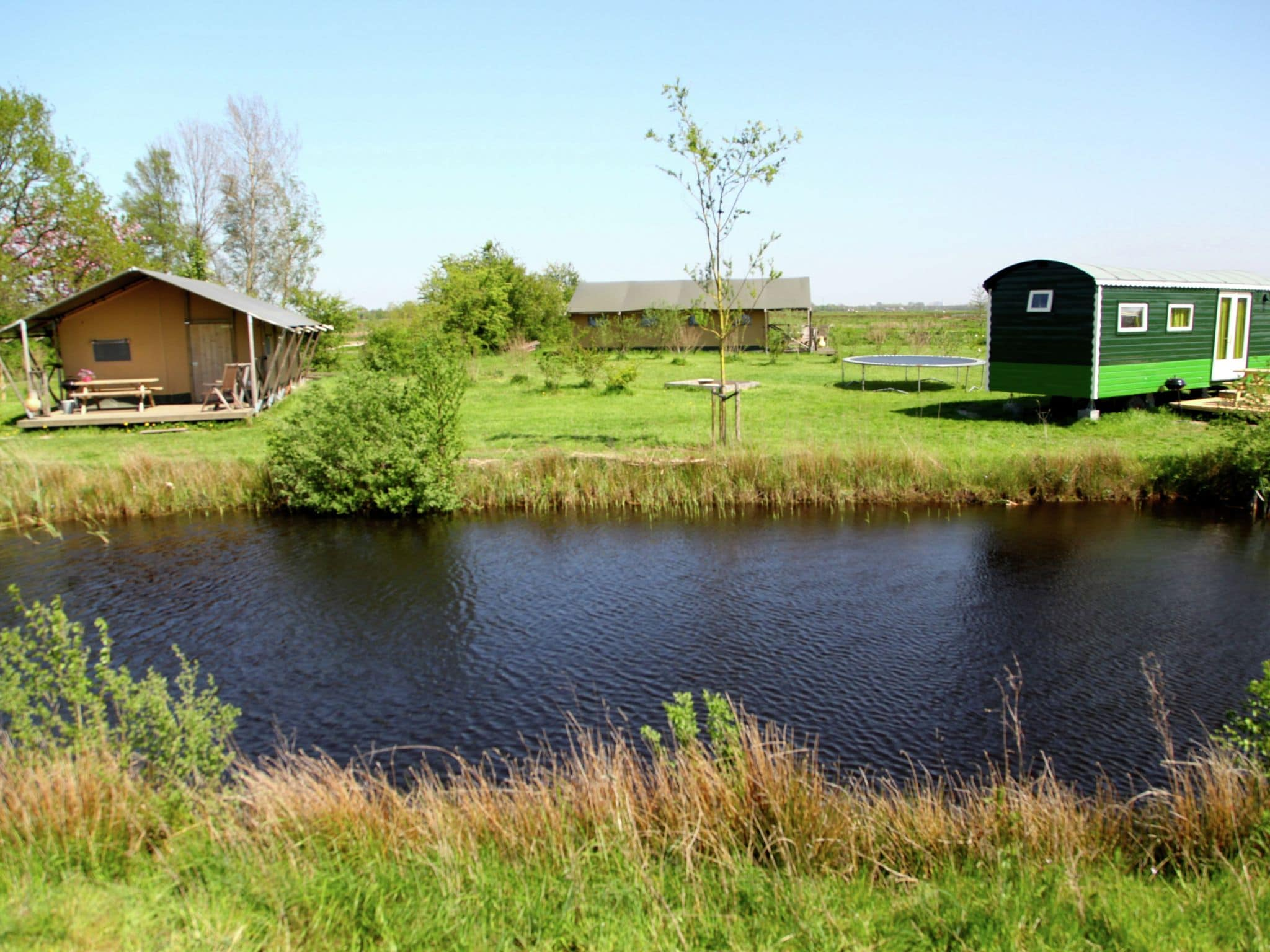 Holland | Groningen | Holiday home Groninger Lodge I | all year | ViewSummer