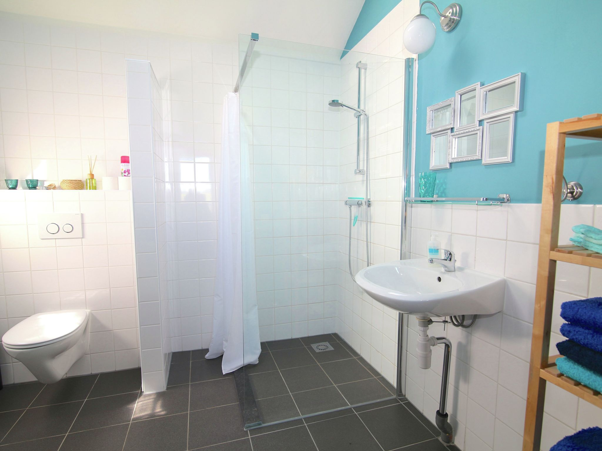 Holland | Groningen | Holiday home Groninger Lodge I | all year | BathRoom