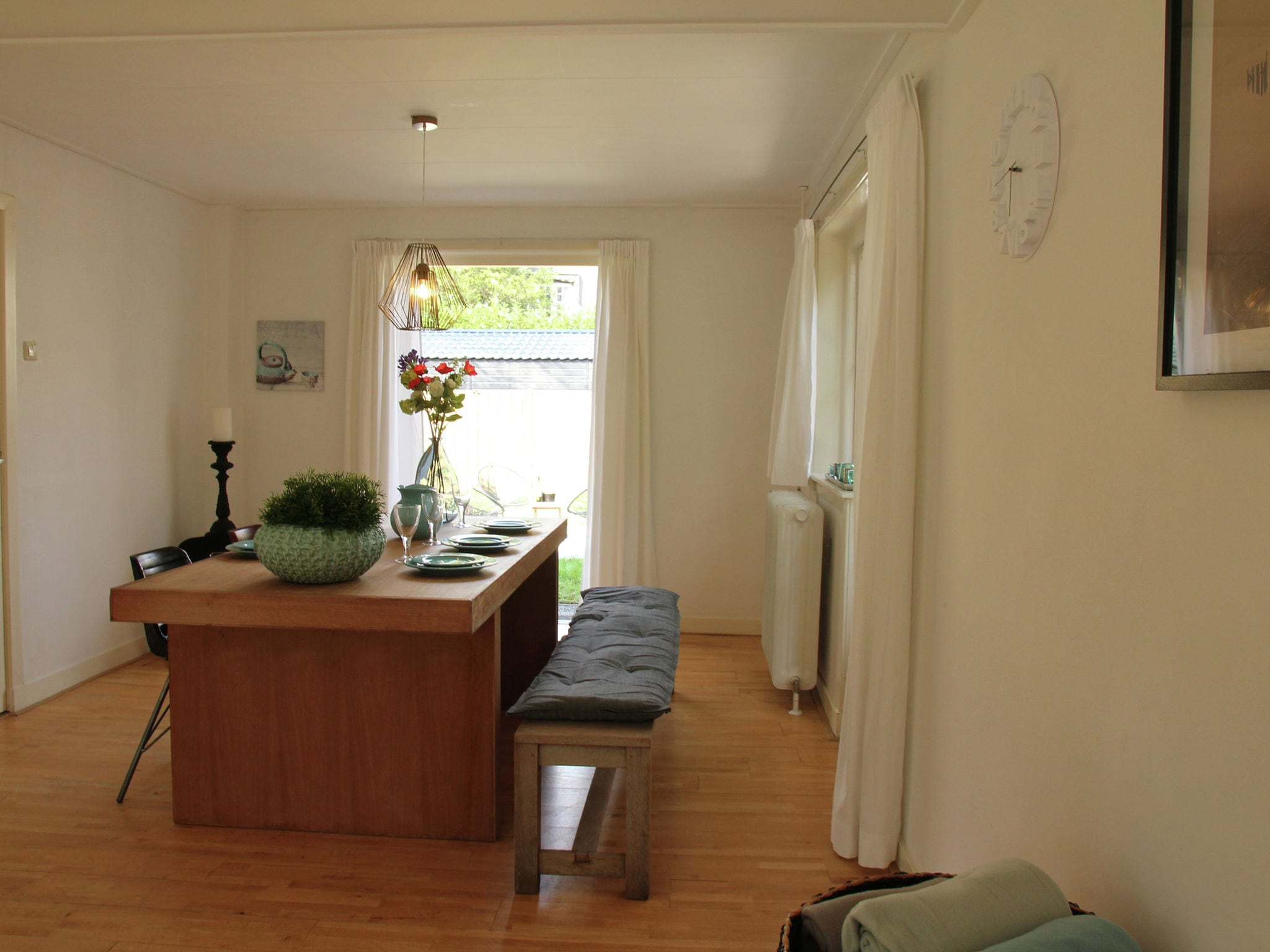Holland | North Sea Coast North | Holiday home Bij 't Bos | all year | DiningRoom