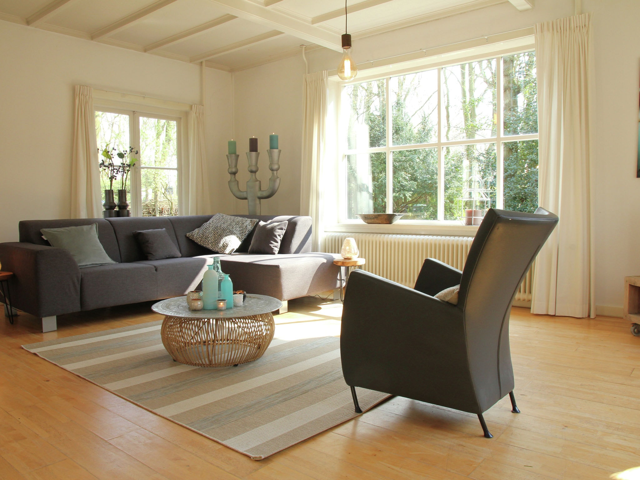 Holland | North Sea Coast North | Holiday home Bij 't Bos | all year | LivingRoom