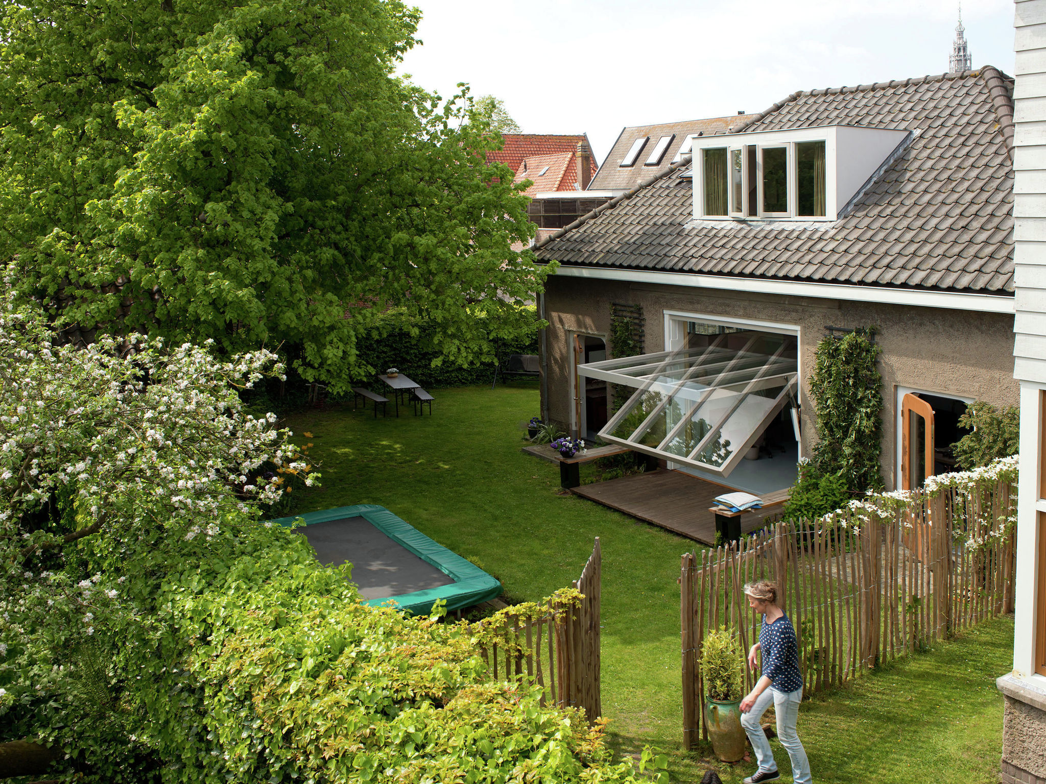 Holland | North Sea Coast North | Holiday home VillaNobel | all year | ExteriorSummer