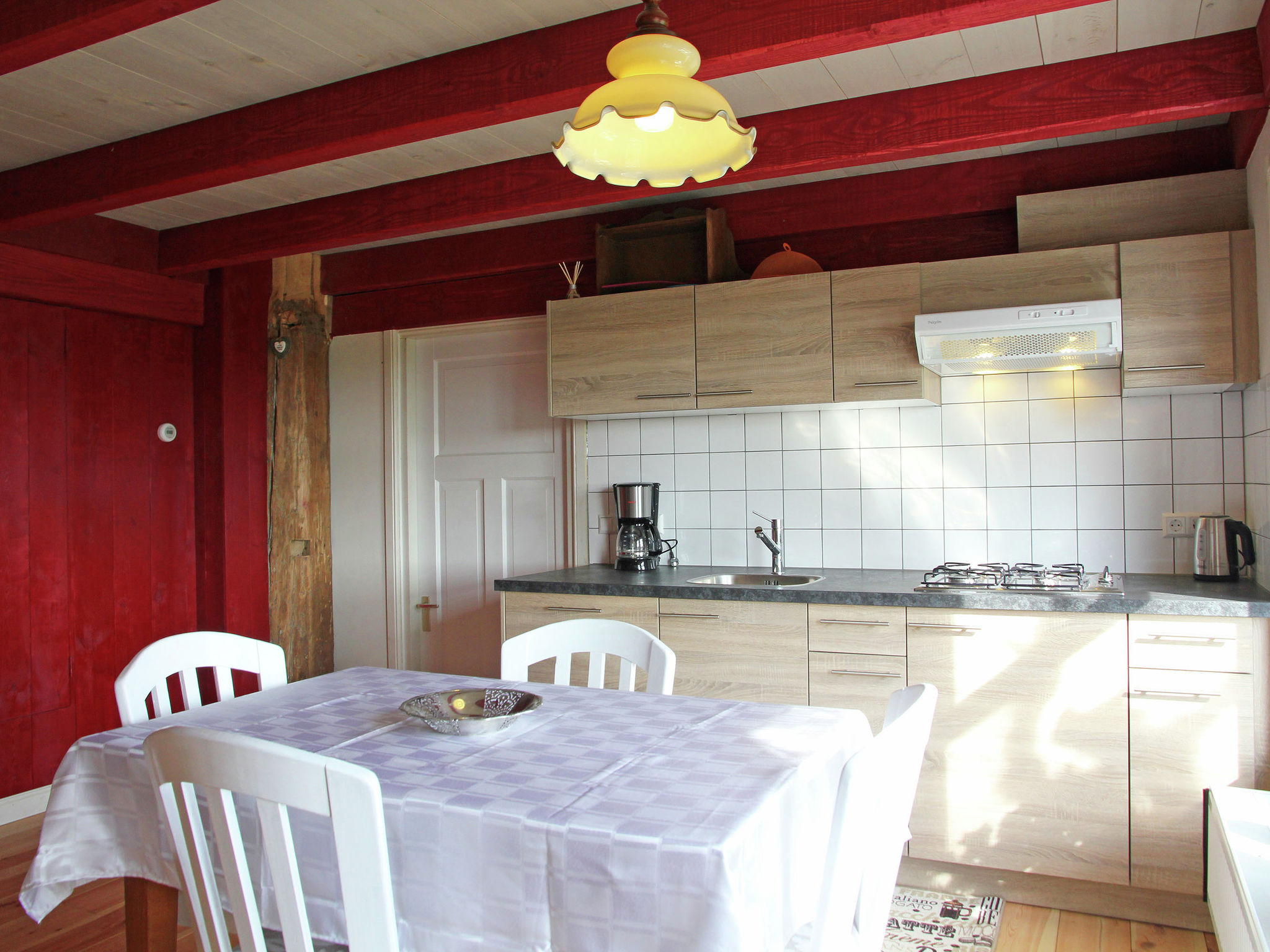 Holland | North Sea Coast North | Holiday home 't Achterom | all year | Kitchen