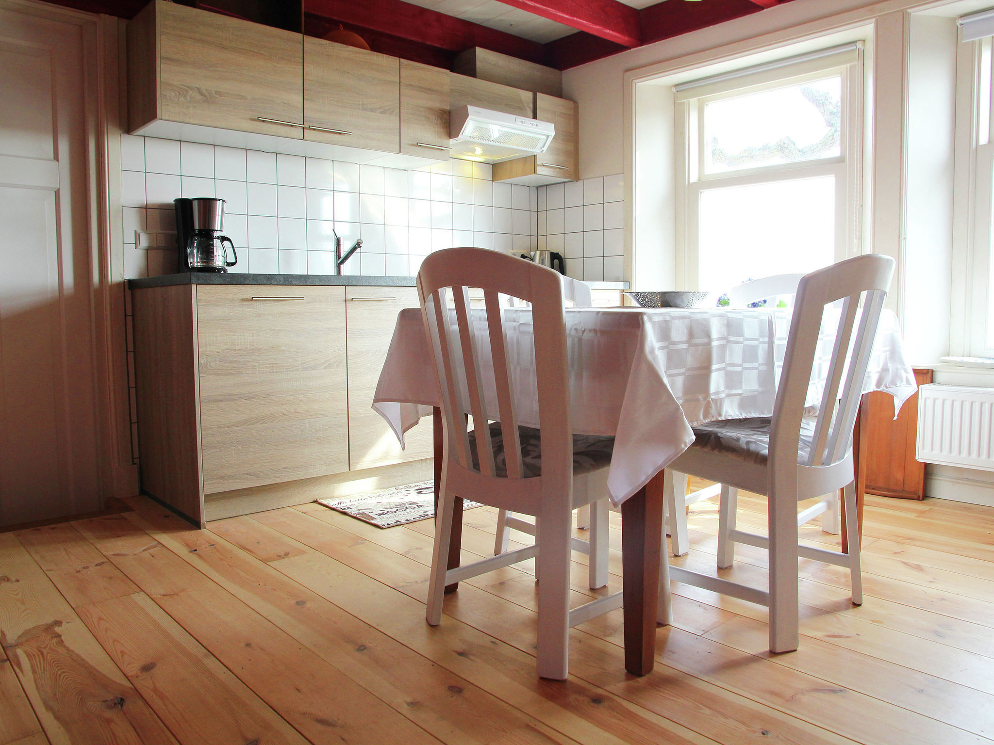 Holland | North Sea Coast North | Holiday home 't Achterom | all year | DiningRoom