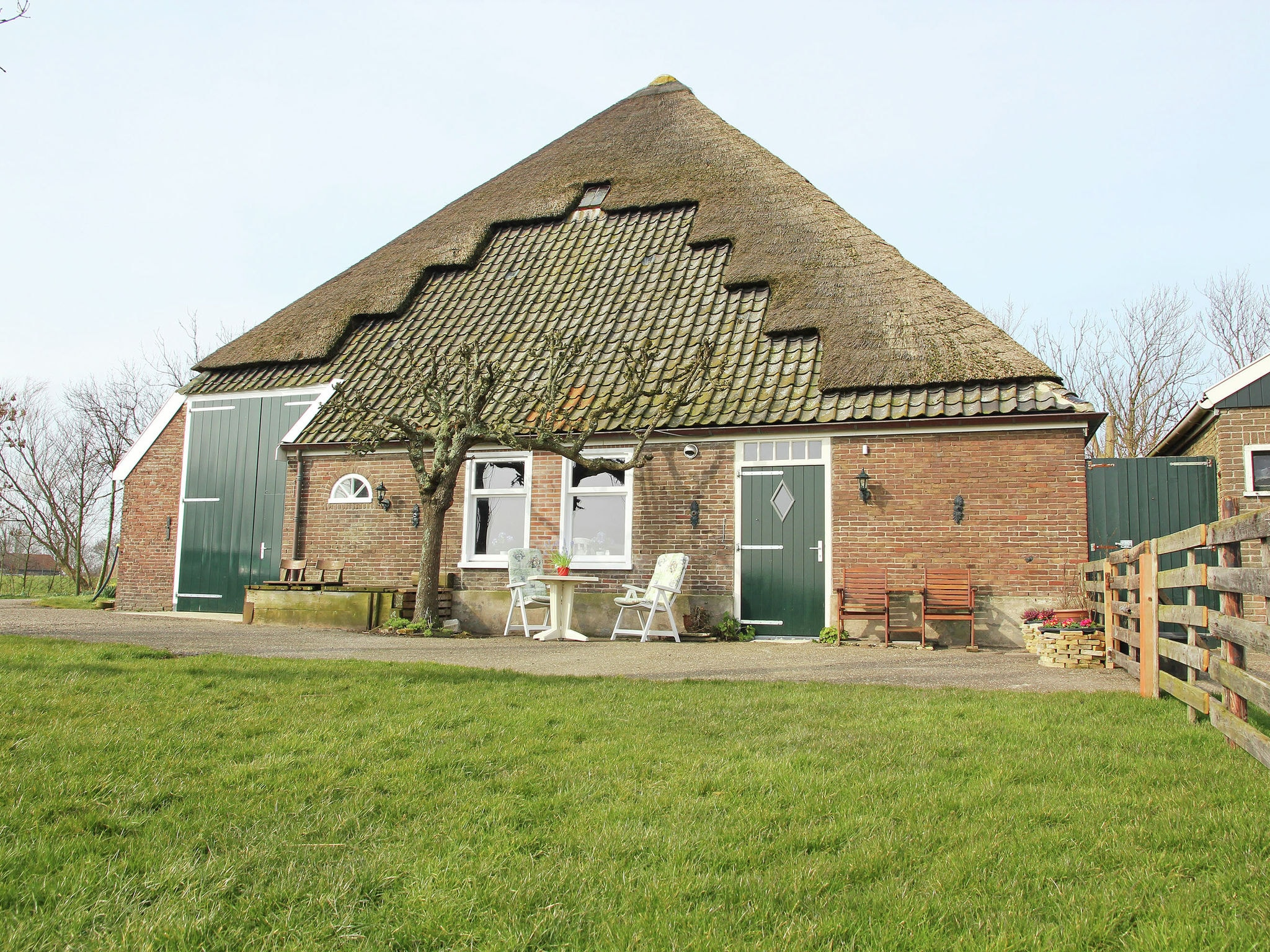 Holland | North Sea Coast North | Holiday home 't Achterom | all year | ExteriorSummer