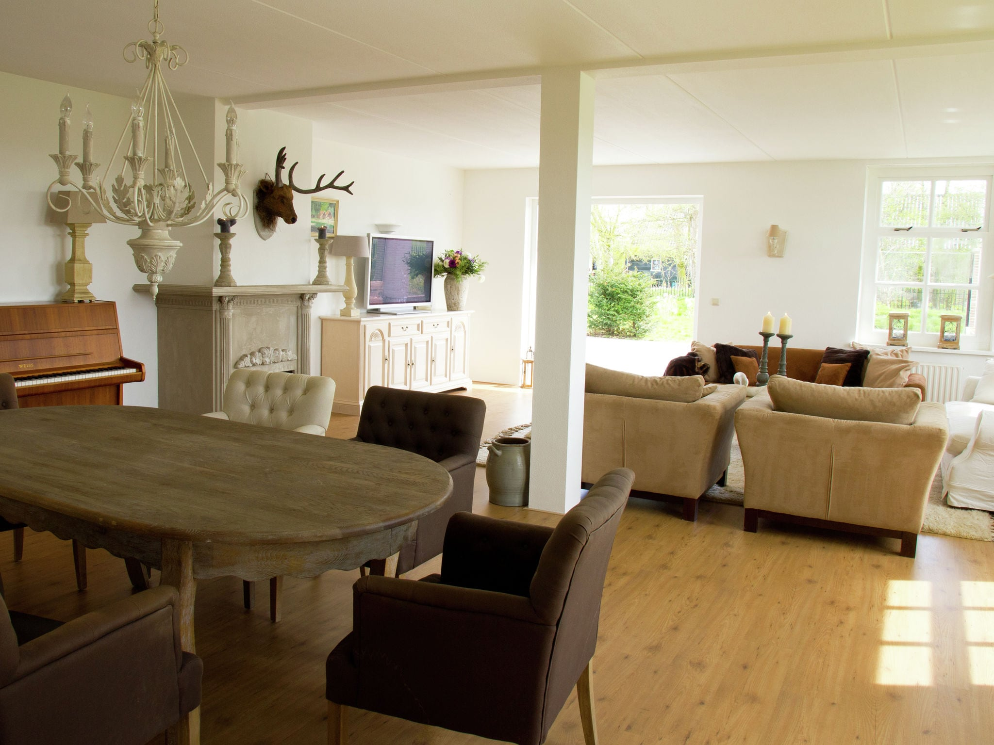 Holland | North Sea Coast North | Holiday home Landelijk Schoorl | all year | DiningRoom