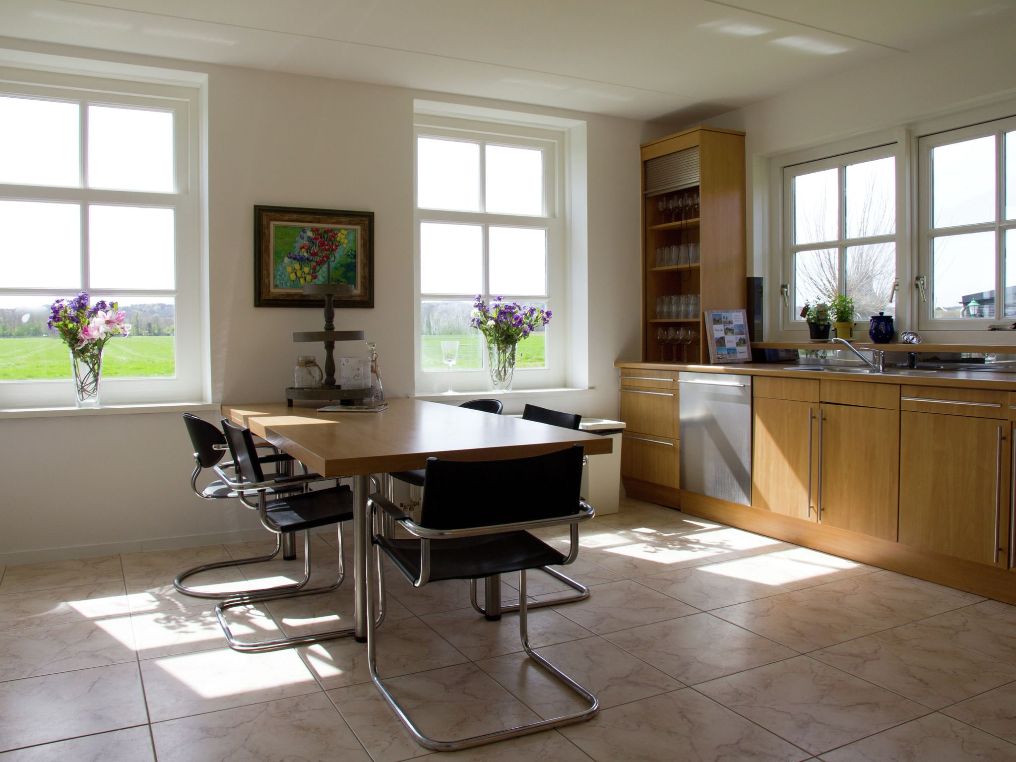 Holland | North Sea Coast North | Holiday home Landelijk Schoorl | all year | Kitchen