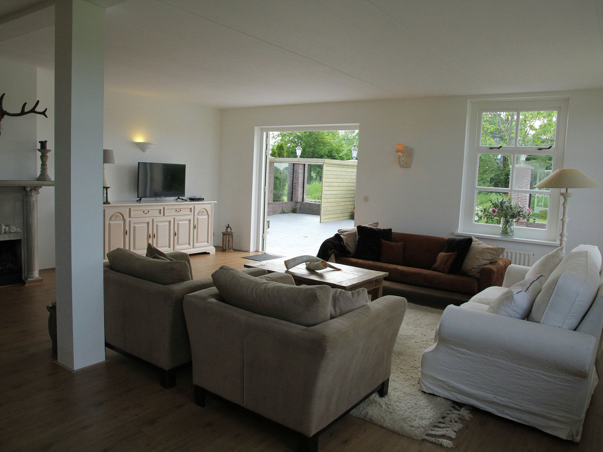 Holland | North Sea Coast North | Holiday home Landelijk Schoorl | all year | LivingRoom
