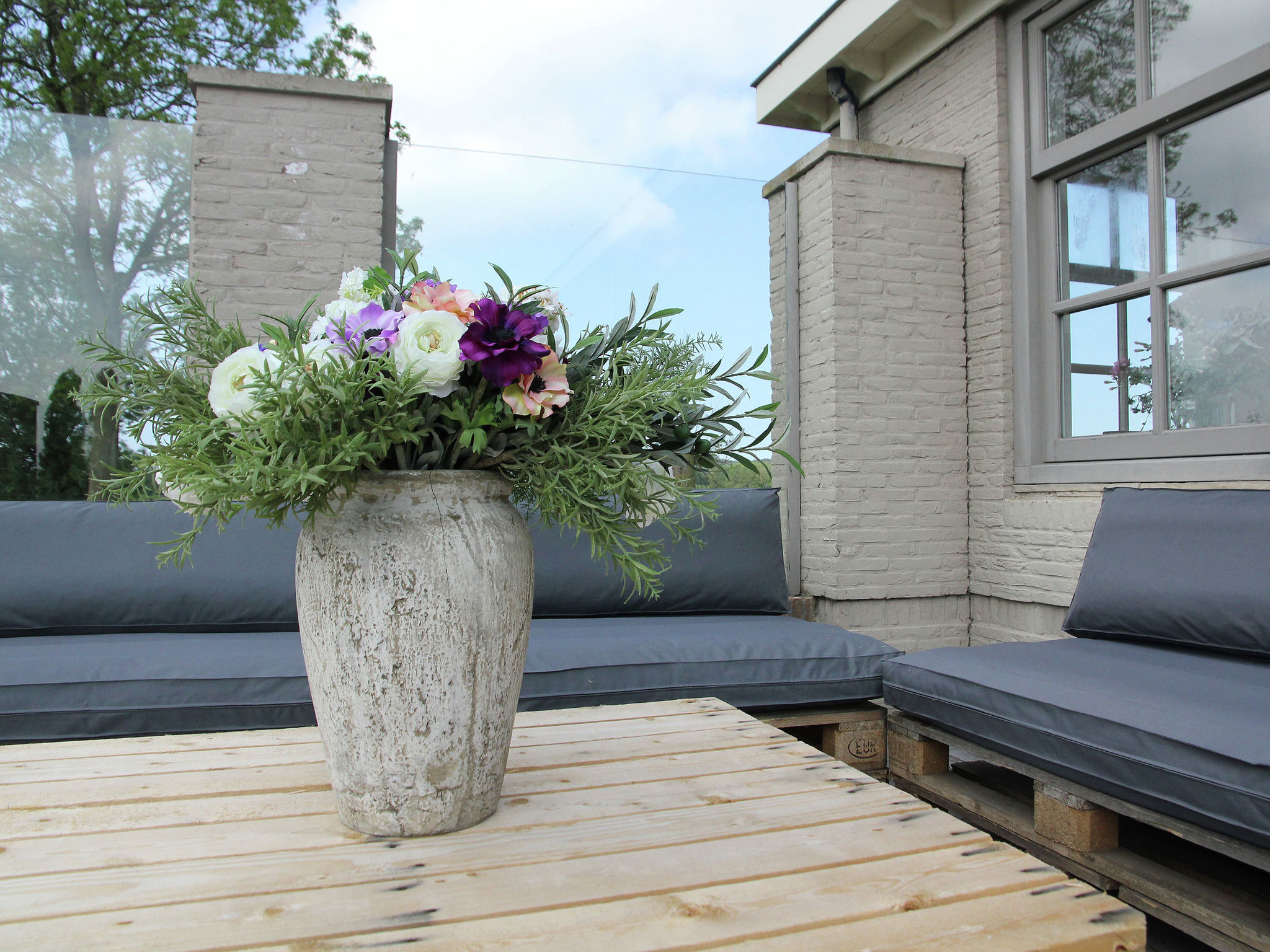Holland | North Sea Coast North | Holiday home Landelijk Schoorl | all year | TerraceBalcony