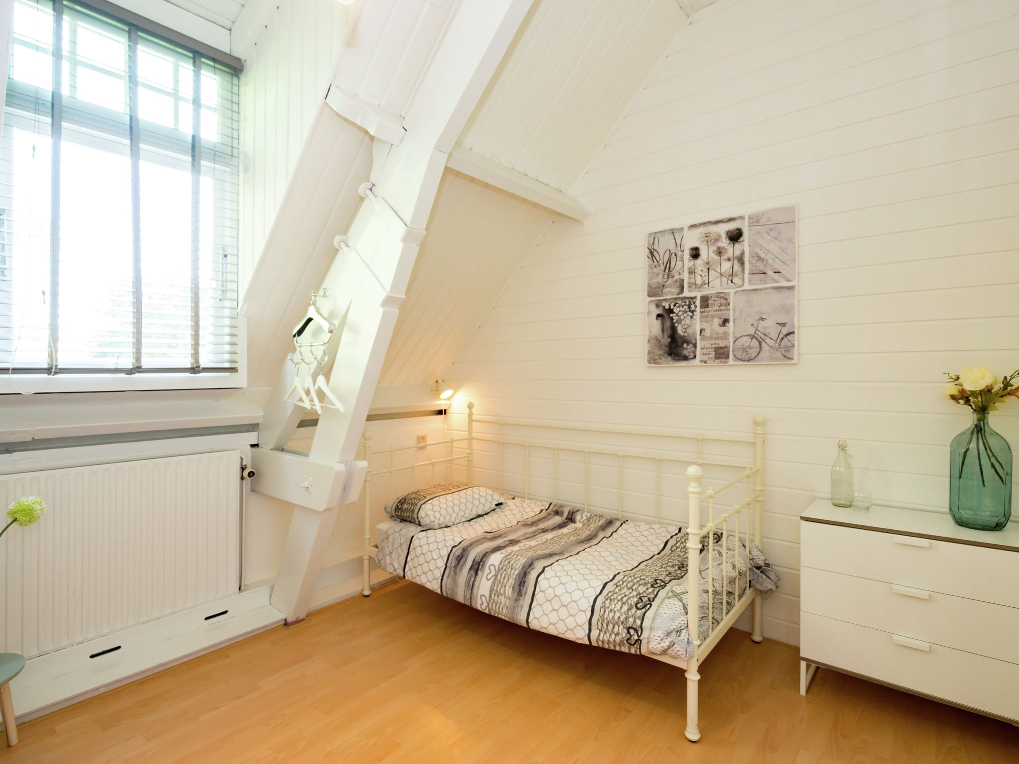 Holland | Friesland | Holiday home Friese Staete | all year | BedRoom