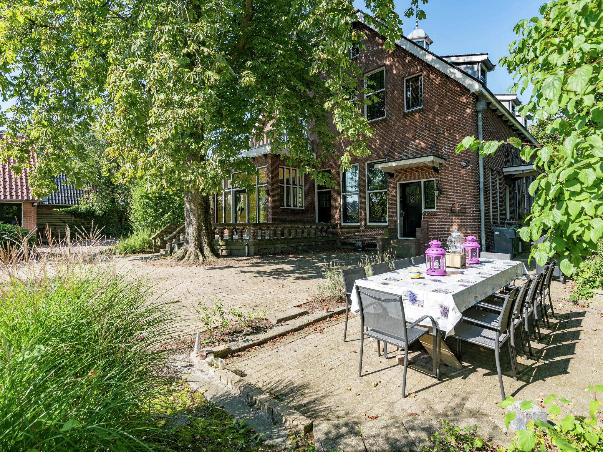 Holland | Friesland | Holiday home Friese Staete | all year | TerraceBalcony