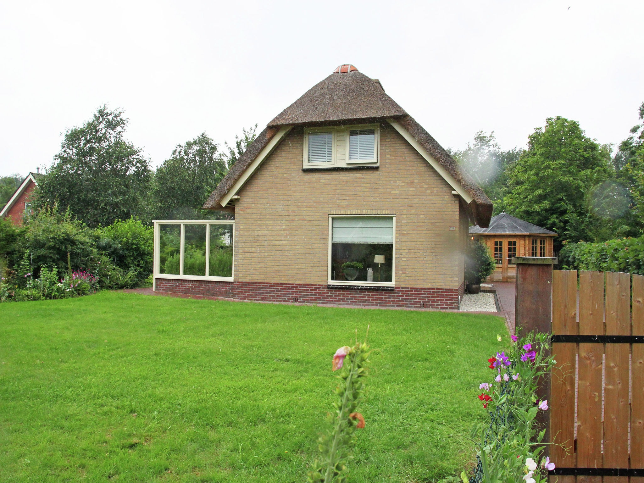 Holland | Groningen | Holiday home Waddenoord | all year | ExteriorSummer