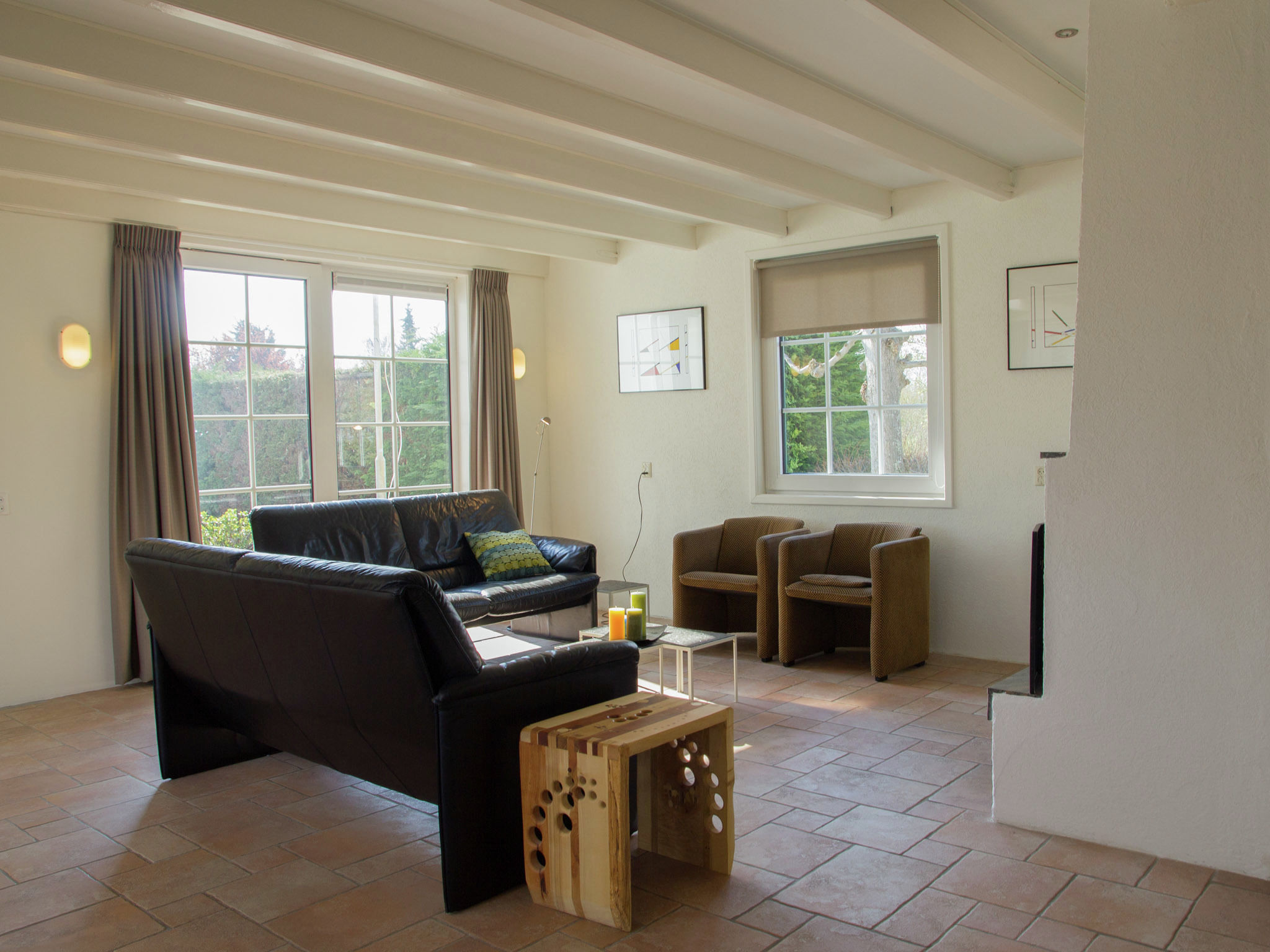 Holland | North Sea Coast South | Holiday home Het Dijkhuys | all year | LivingRoom