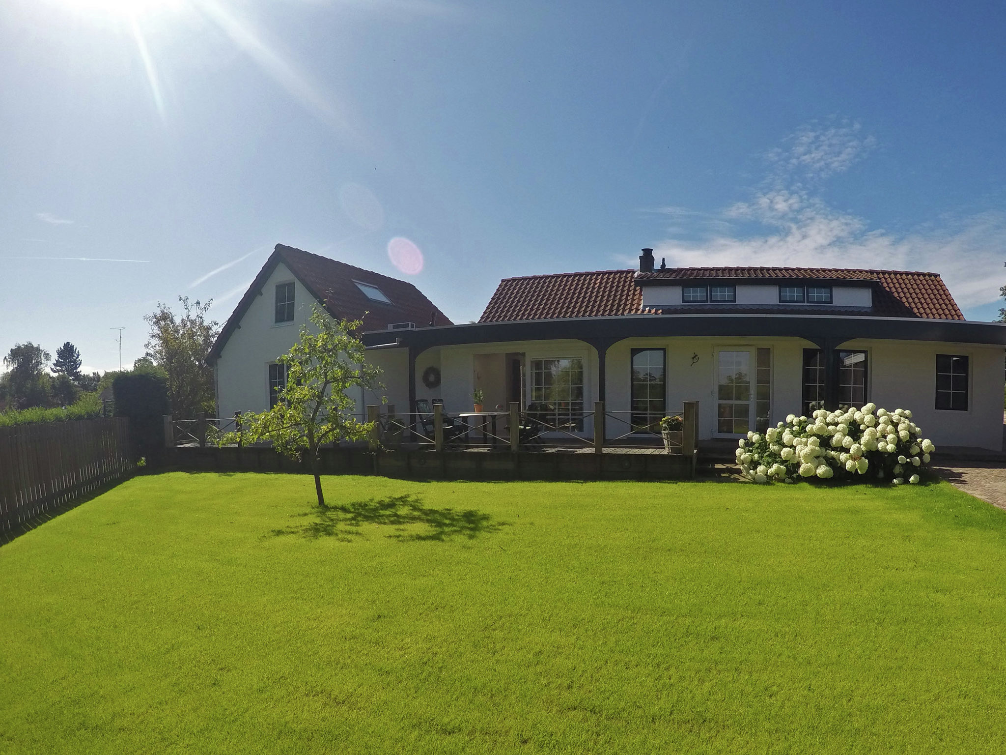 Holland | North Sea Coast South | Holiday home Het Dijkhuys | all year | ExteriorSummer
