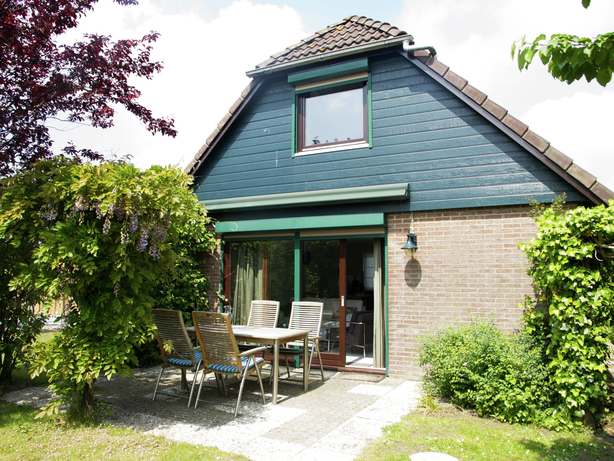 Holland | Zeeland | Holiday home de Watervogel | all year | ExteriorSummer