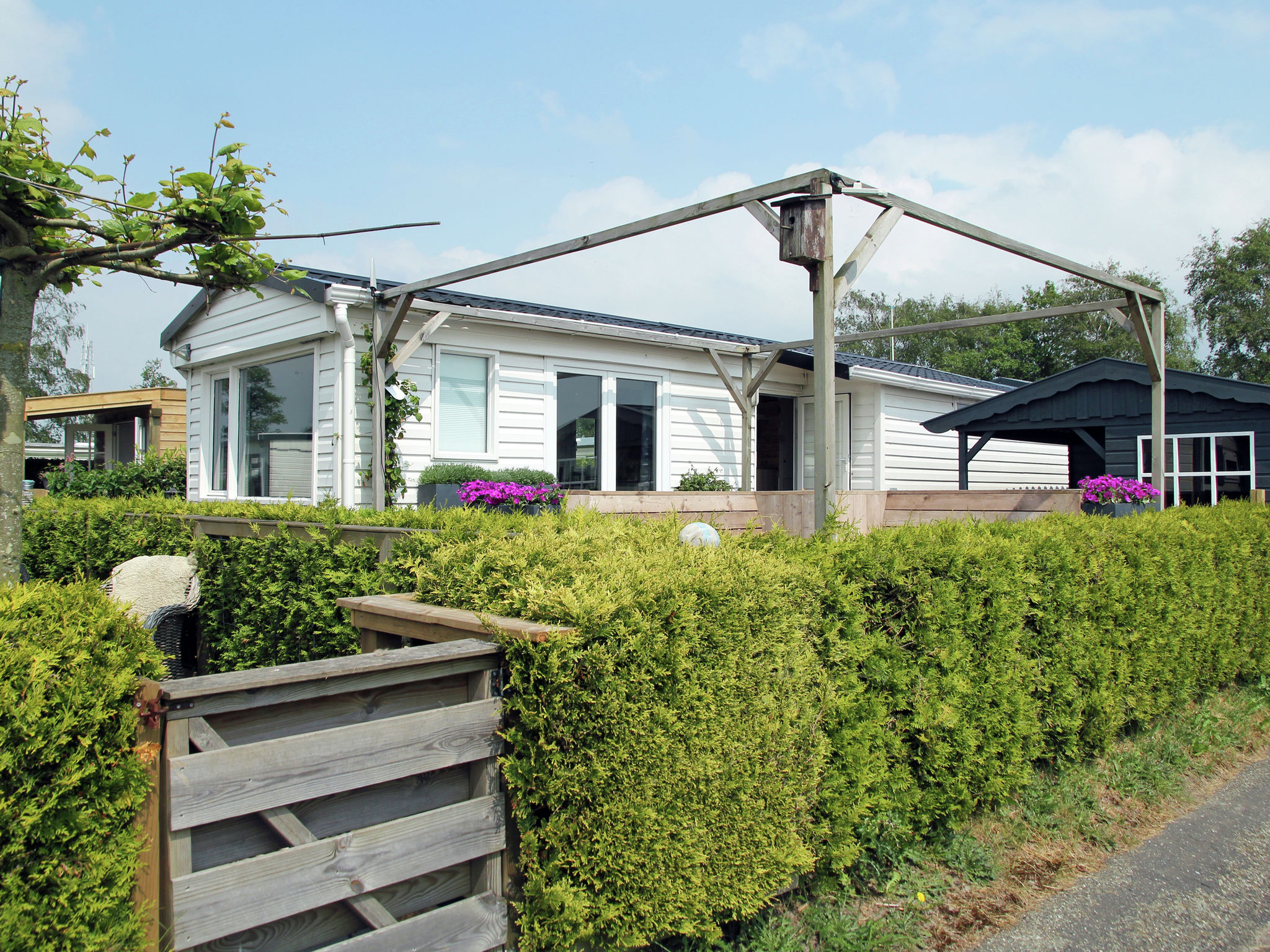 Holland | Friesland | Holiday home Terherne Beach | all year | ExteriorSummer