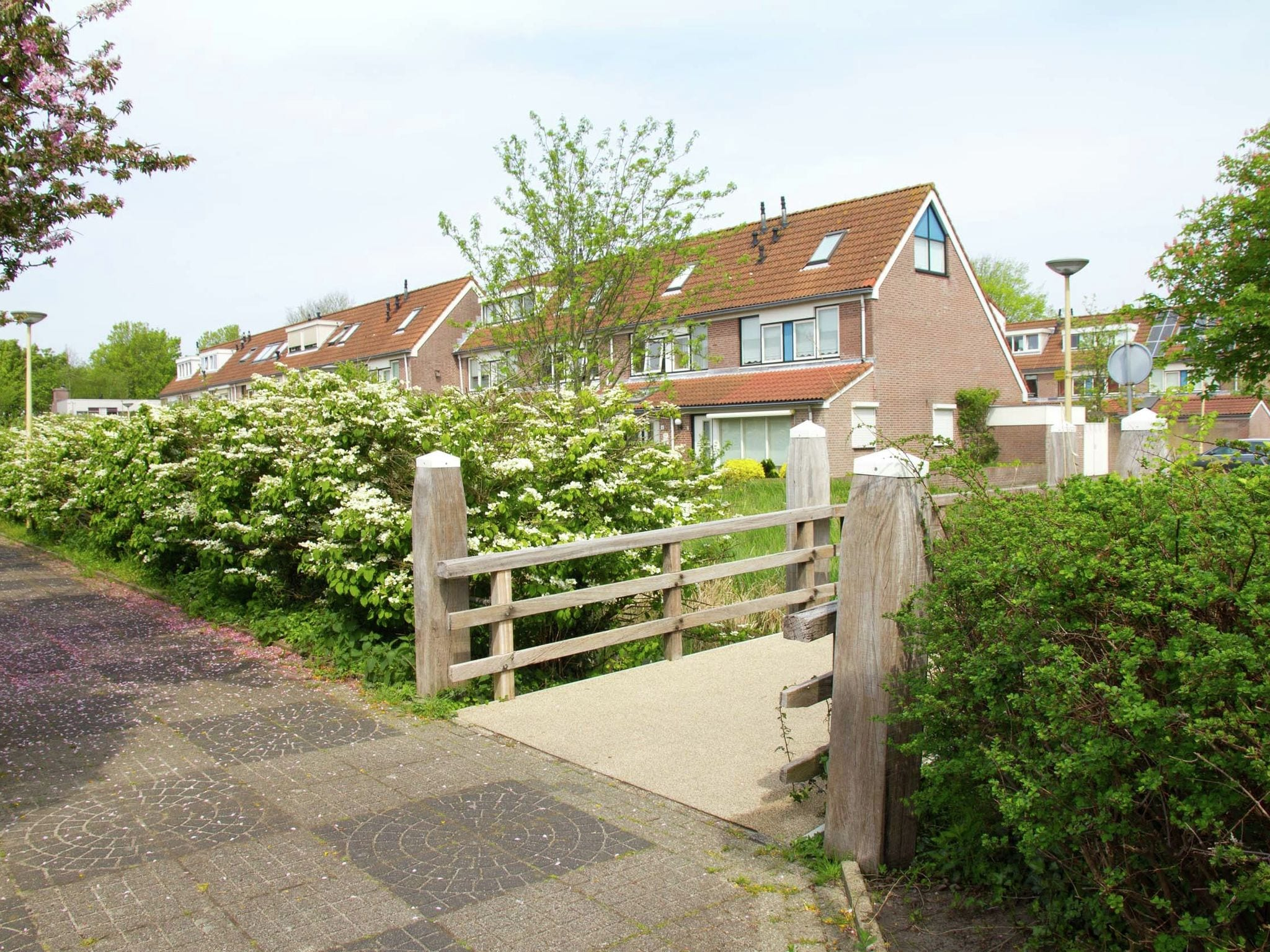 Holland | North Sea Coast North | Holiday home Bij 't Bruggetje | all year | ExteriorSummer