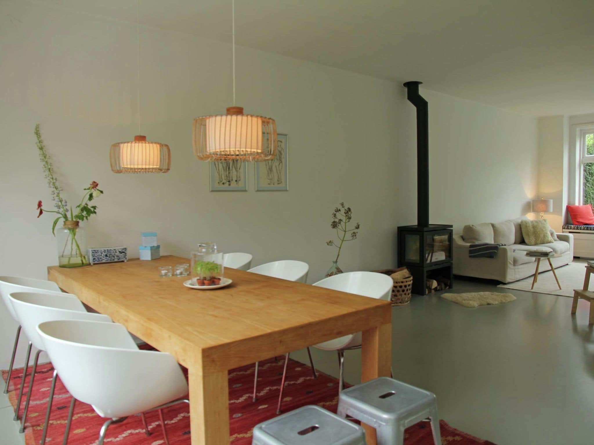 Holland | North Sea Coast North | Holiday home Sfeervol Overveen | all year | DiningRoom