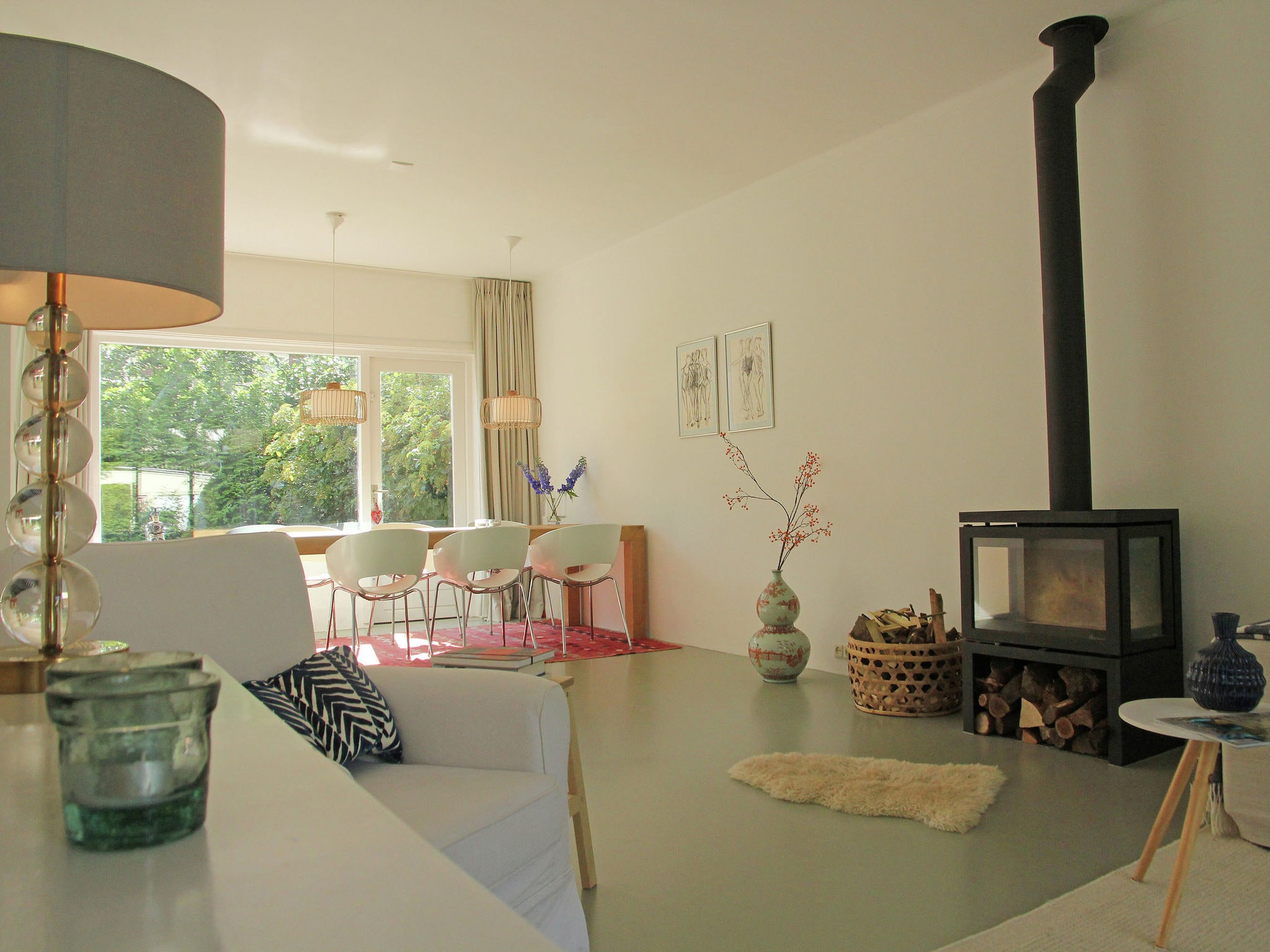 Holland | North Sea Coast North | Holiday home Sfeervol Overveen | all year | LivingRoom