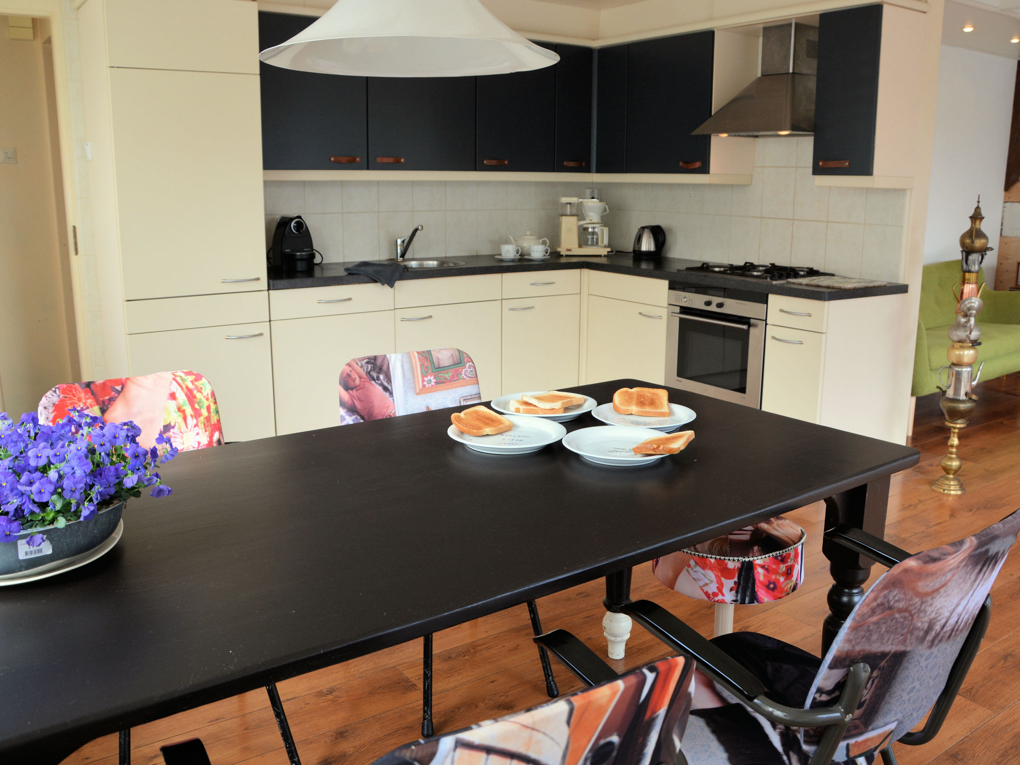 Holland | North Sea Coast South | Holiday home Patchwork | all year | Kitchen