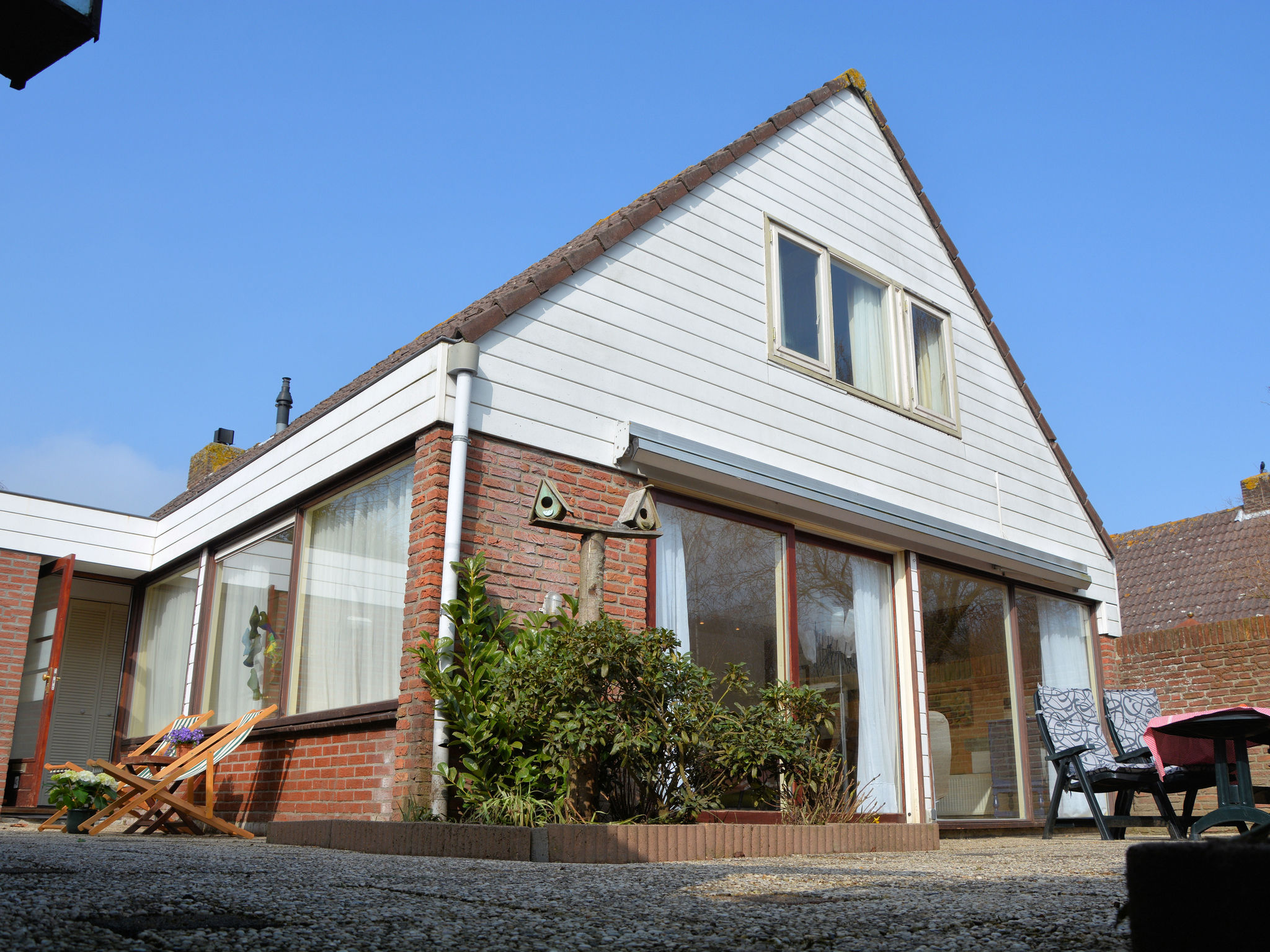 Holland | North Sea Coast South | Holiday home Patchwork | all year | ExteriorSummer