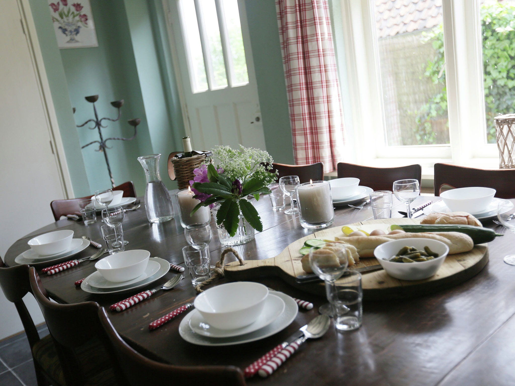 Holland | Utrecht | Holiday home Hofstede Groot Blankenstein | all year | DiningRoom