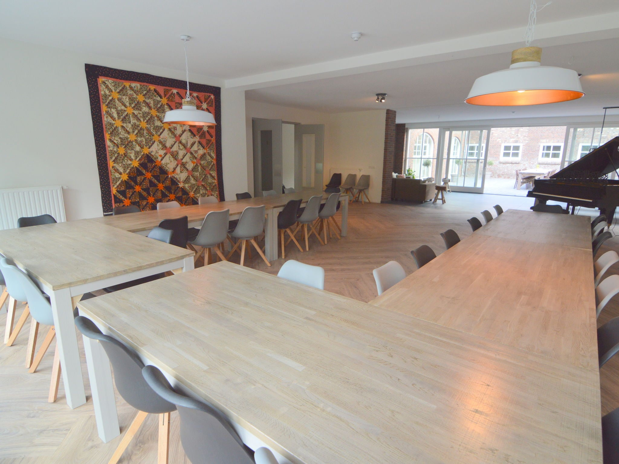 Holland | Limburg | Holiday home Kasteelboerderij Gunhof | all year | DiningRoom