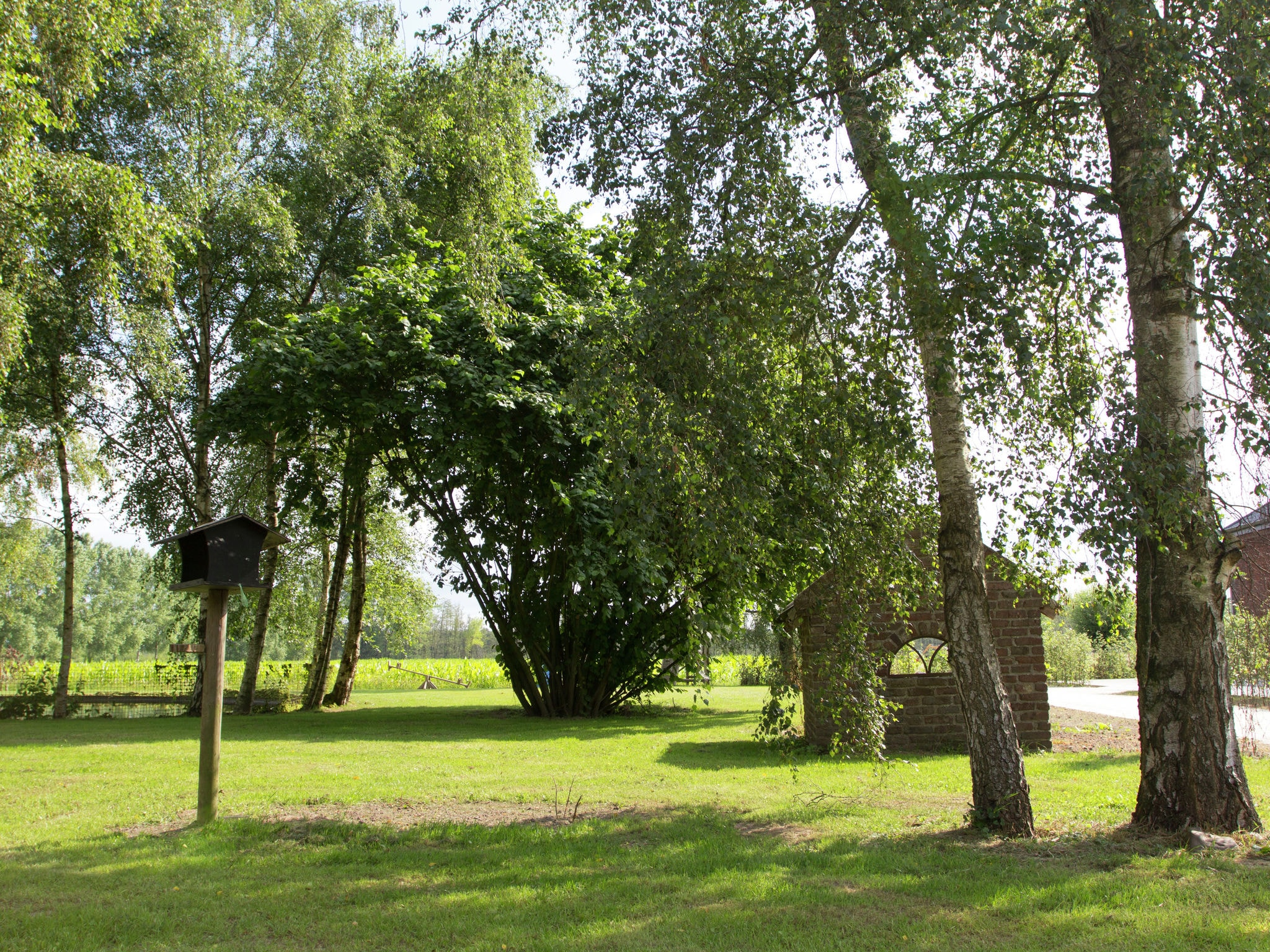 Holland | Limburg | Holiday home Kasteelboerderij Gunhof | all year | GardenSummer
