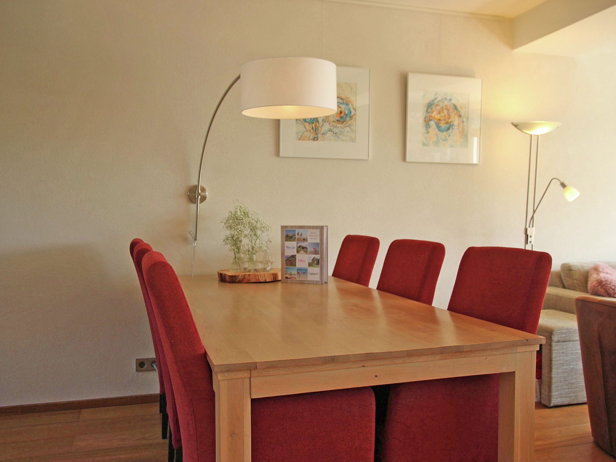 Holland | North Sea Coast North | Holiday home Enjoy Bergen | all year | DiningRoom