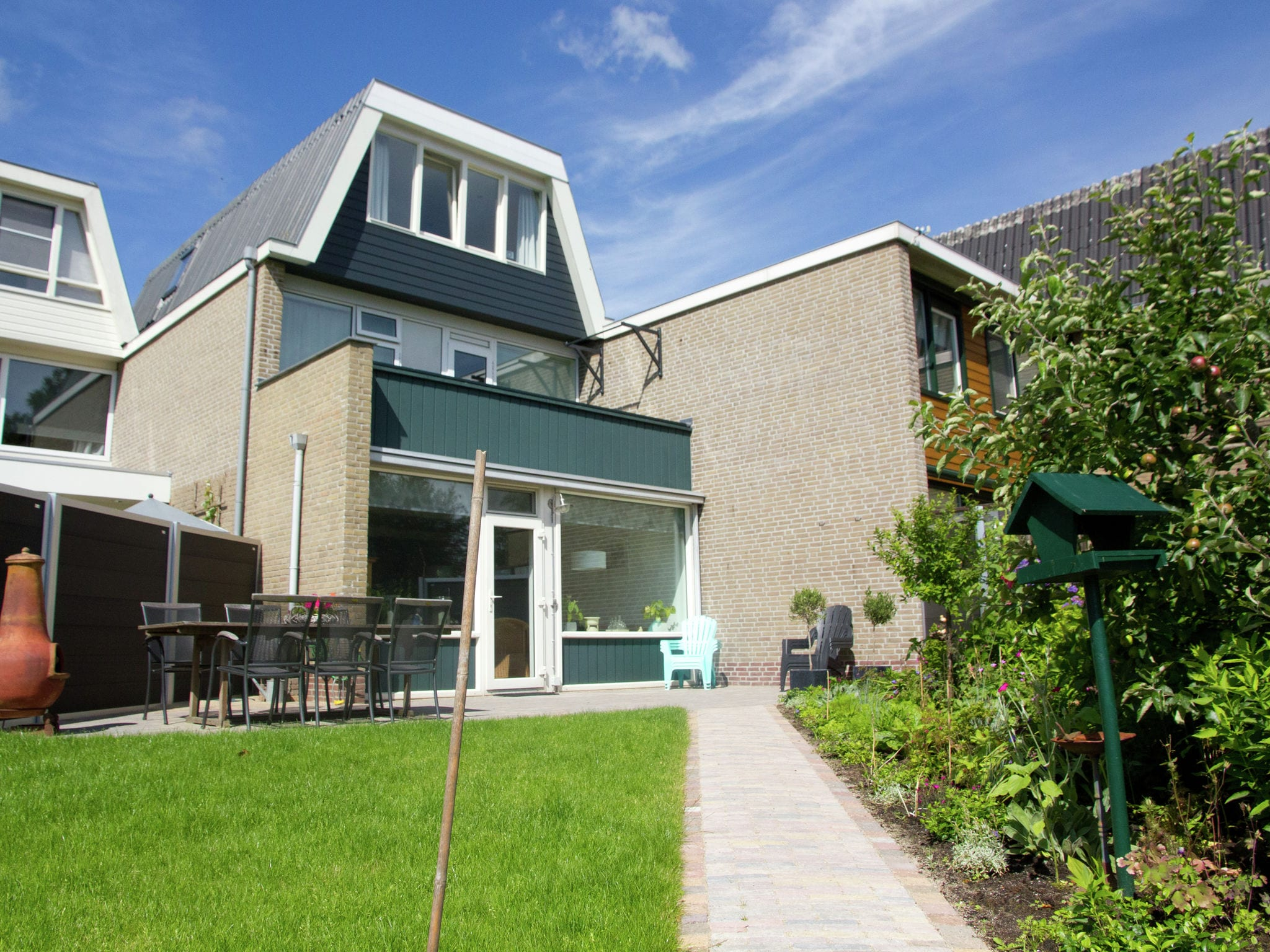 Holland | North Sea Coast North | Holiday home Enjoy Bergen | all year | ExteriorSummer
