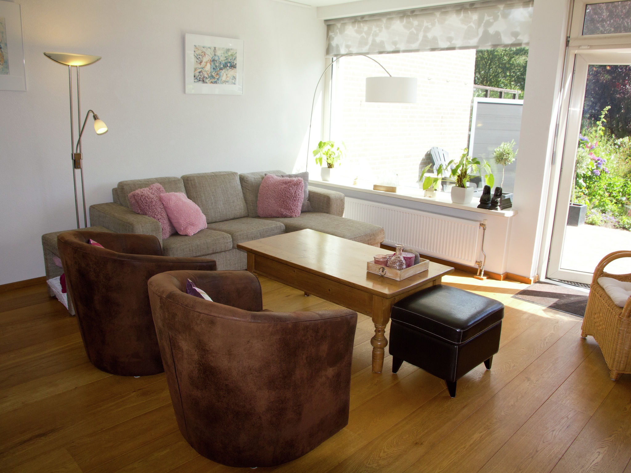 Holland | North Sea Coast North | Holiday home Enjoy Bergen | all year | LivingRoom